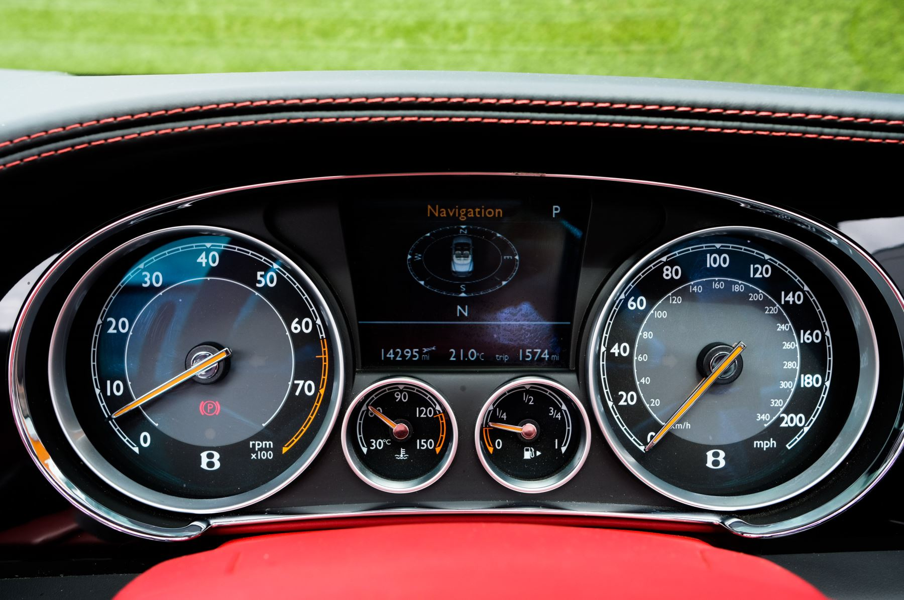 Bentley Continental GTC 6.0 W12 Speed - Massage Seats & Ventilation - Neck Warmer - Rear View Camera image 18