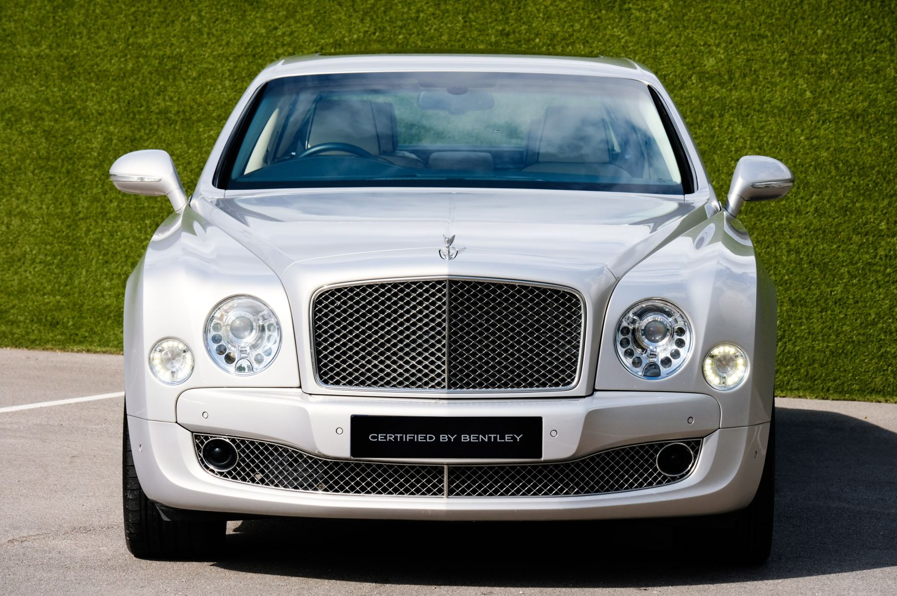 Bentley Mulsanne 6.8 V8 Mulliner Driving Spec - Naim For Bentley Premium Audio image 2