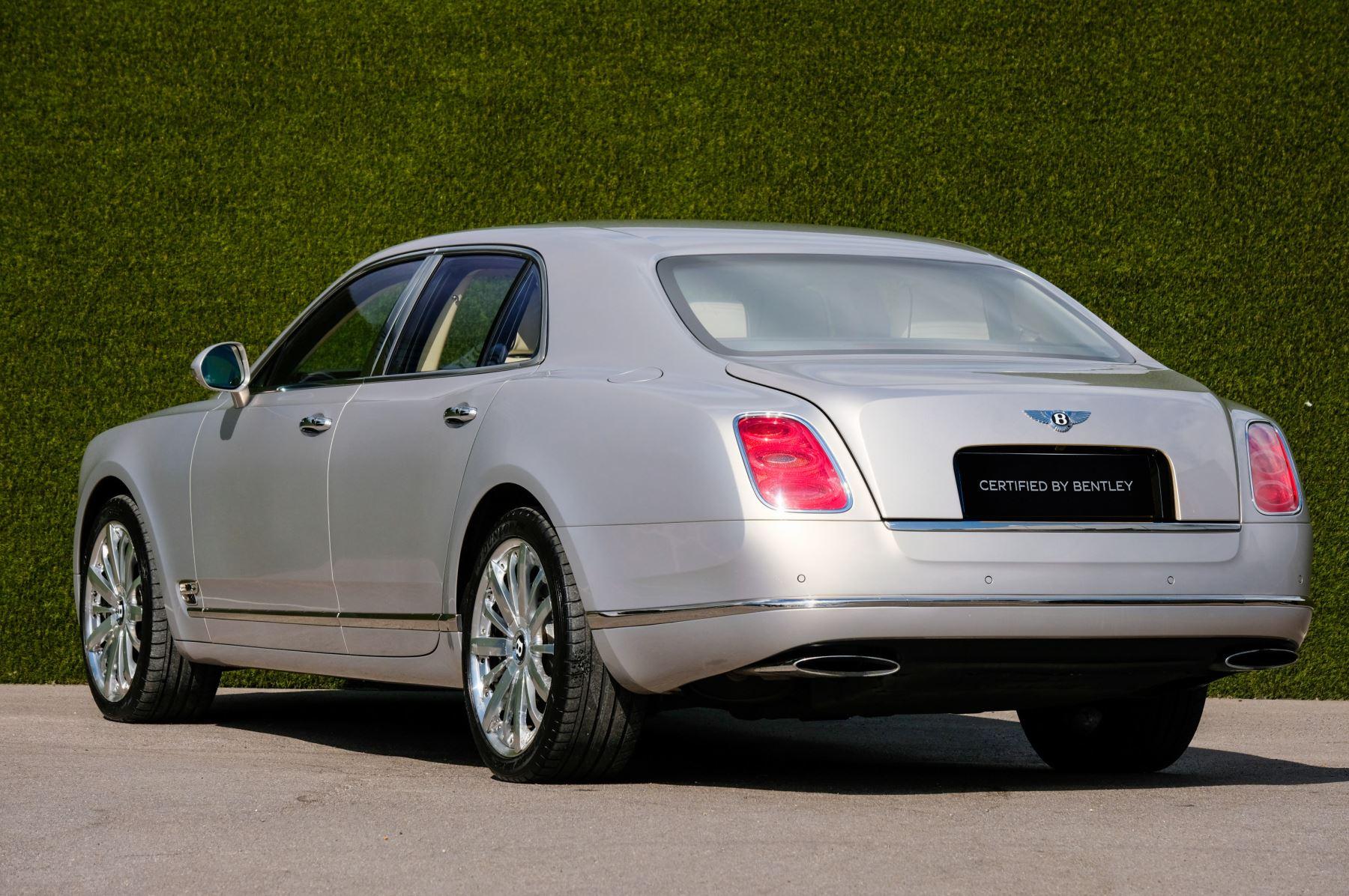 Bentley Mulsanne 6.8 V8 Mulliner Driving Spec - Naim For Bentley Premium Audio image 5
