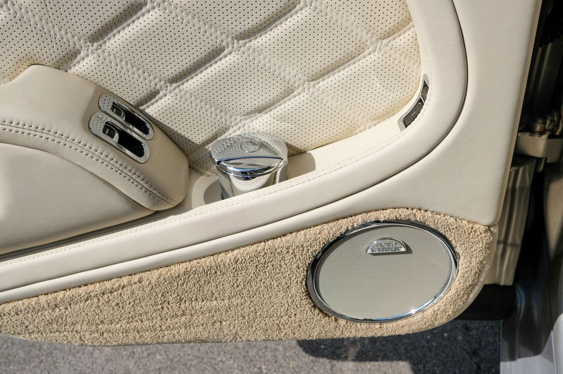 Bentley Mulsanne 6.8 V8 Mulliner Driving Spec - Naim For Bentley Premium Audio image 21