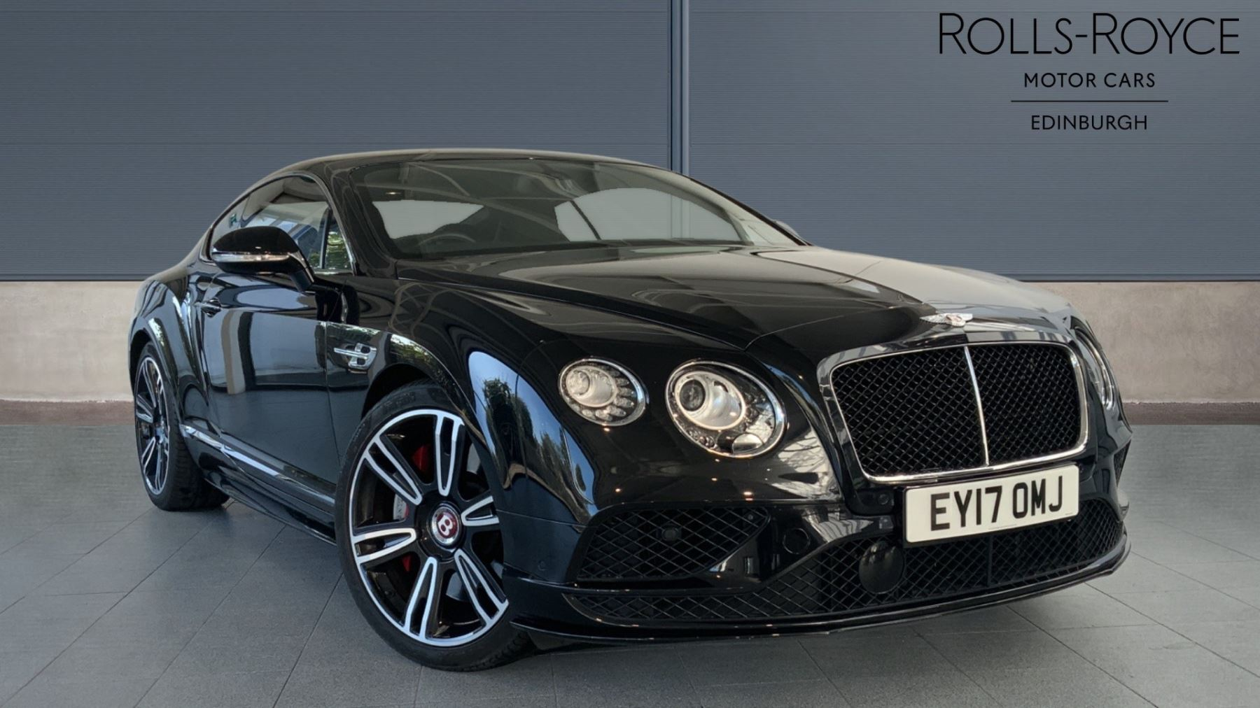Bentley Continental GT 4.0 V8 S Mulliner Driving Spec - Sports Exhaust - Ventilated and Massage Seats Automatic 2 door Coupe