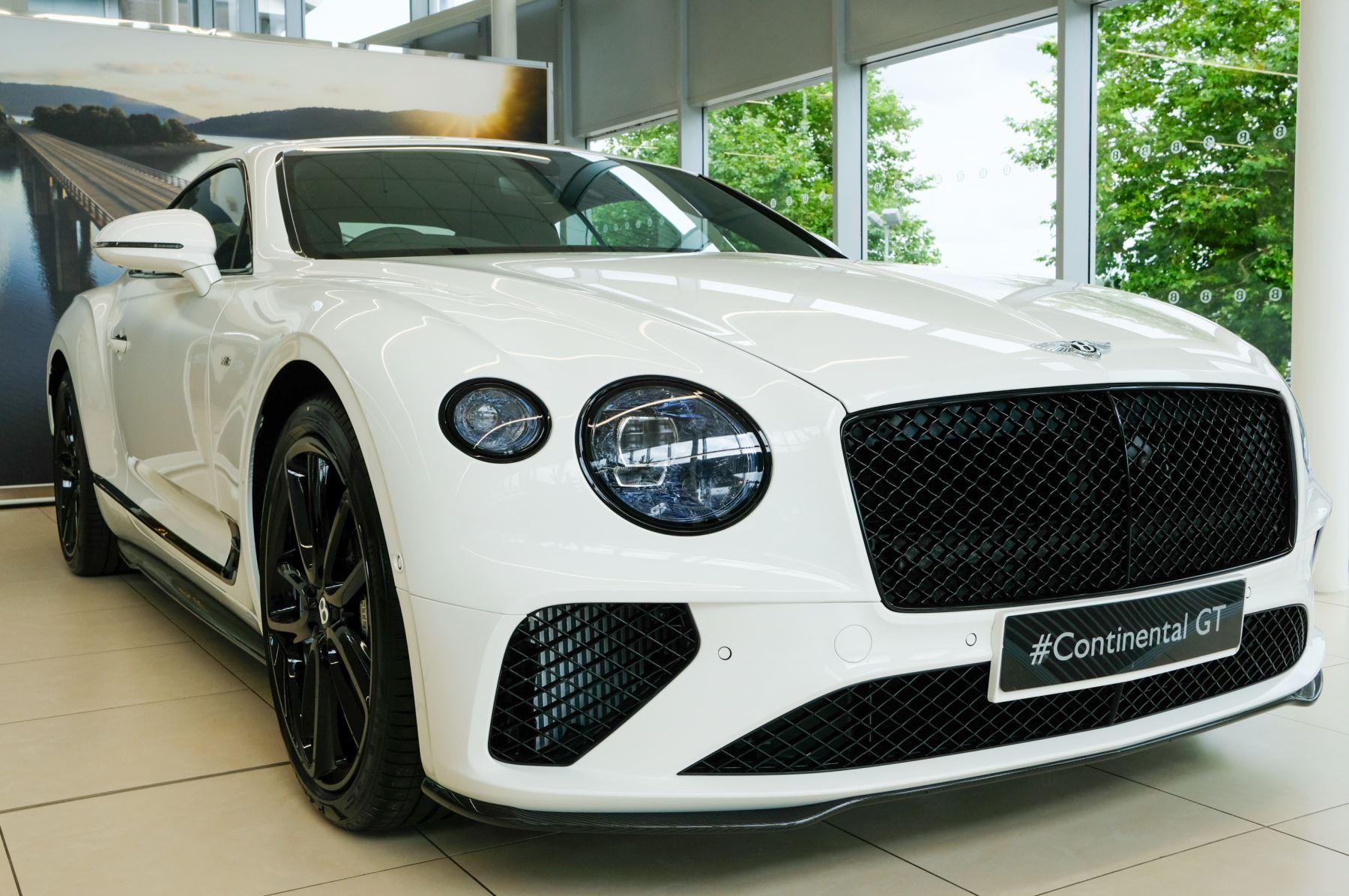 Bentley Continental GT 4.0 V8 - Mulliner Driving Specification - Continental Blackline Specification Automatic 2 door Saloon