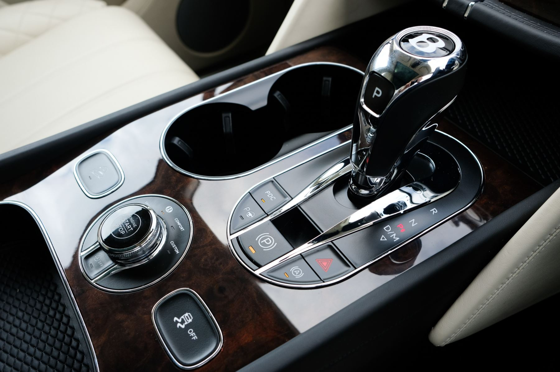 Bentley Bentayga 4.0 V8 5dr - Mulliner Driving Specification - City & Tour Specification image 23