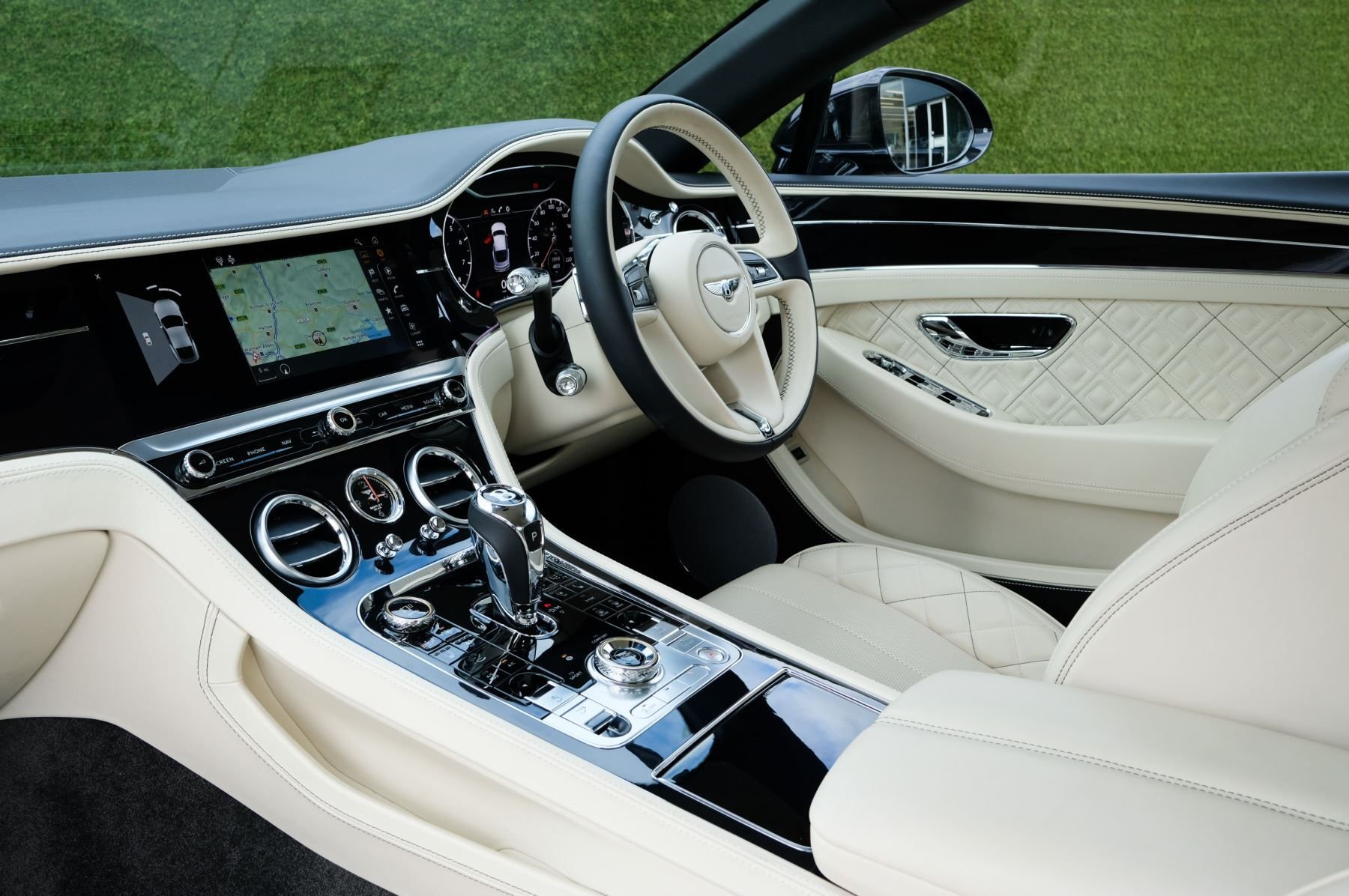 Bentley Continental GT 6.0 W12 1st Edition - Comfort Seating - Touring Specification image 12