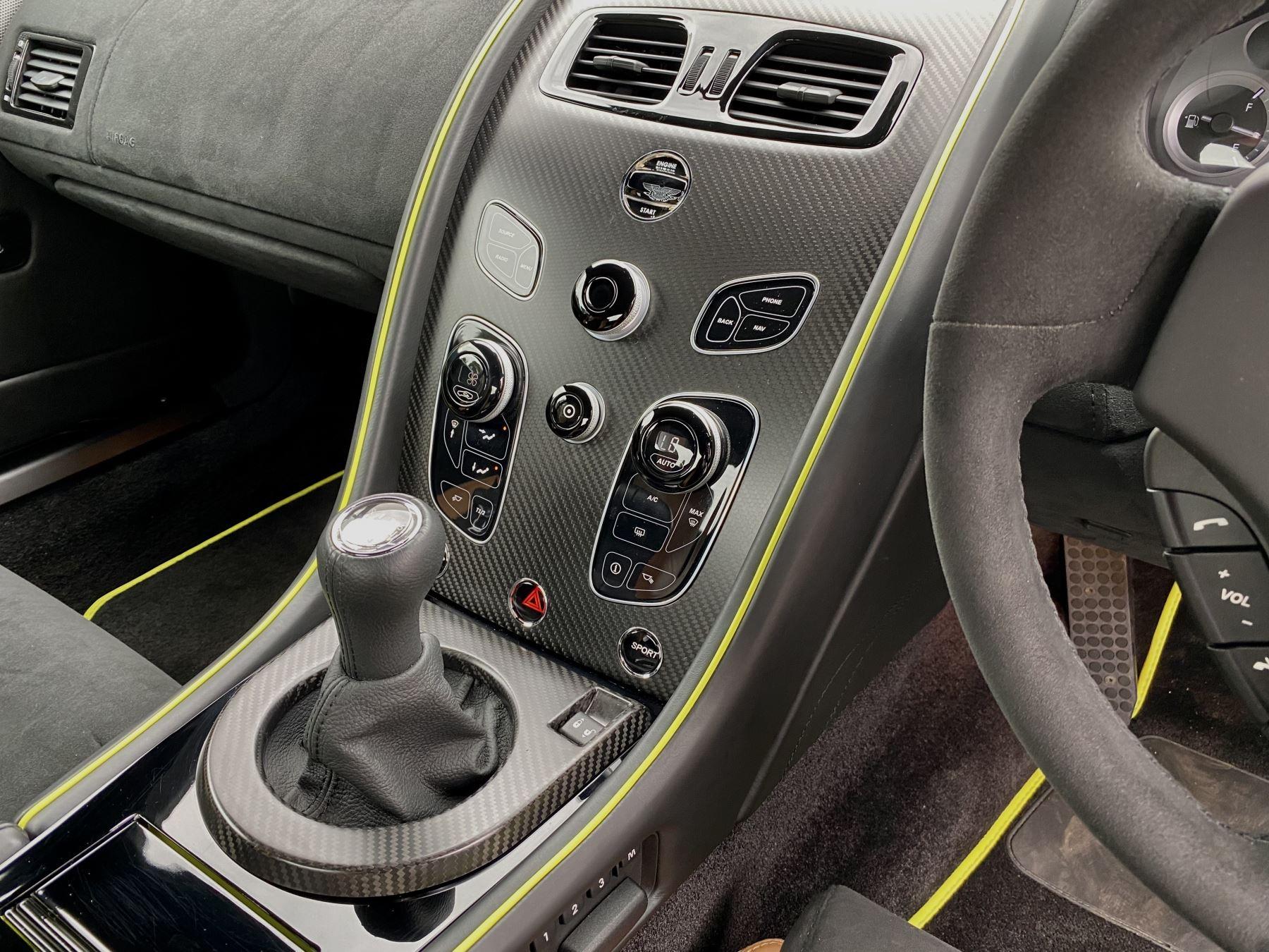 Aston Martin Vantage AMR AMR 2dr Manual  image 36