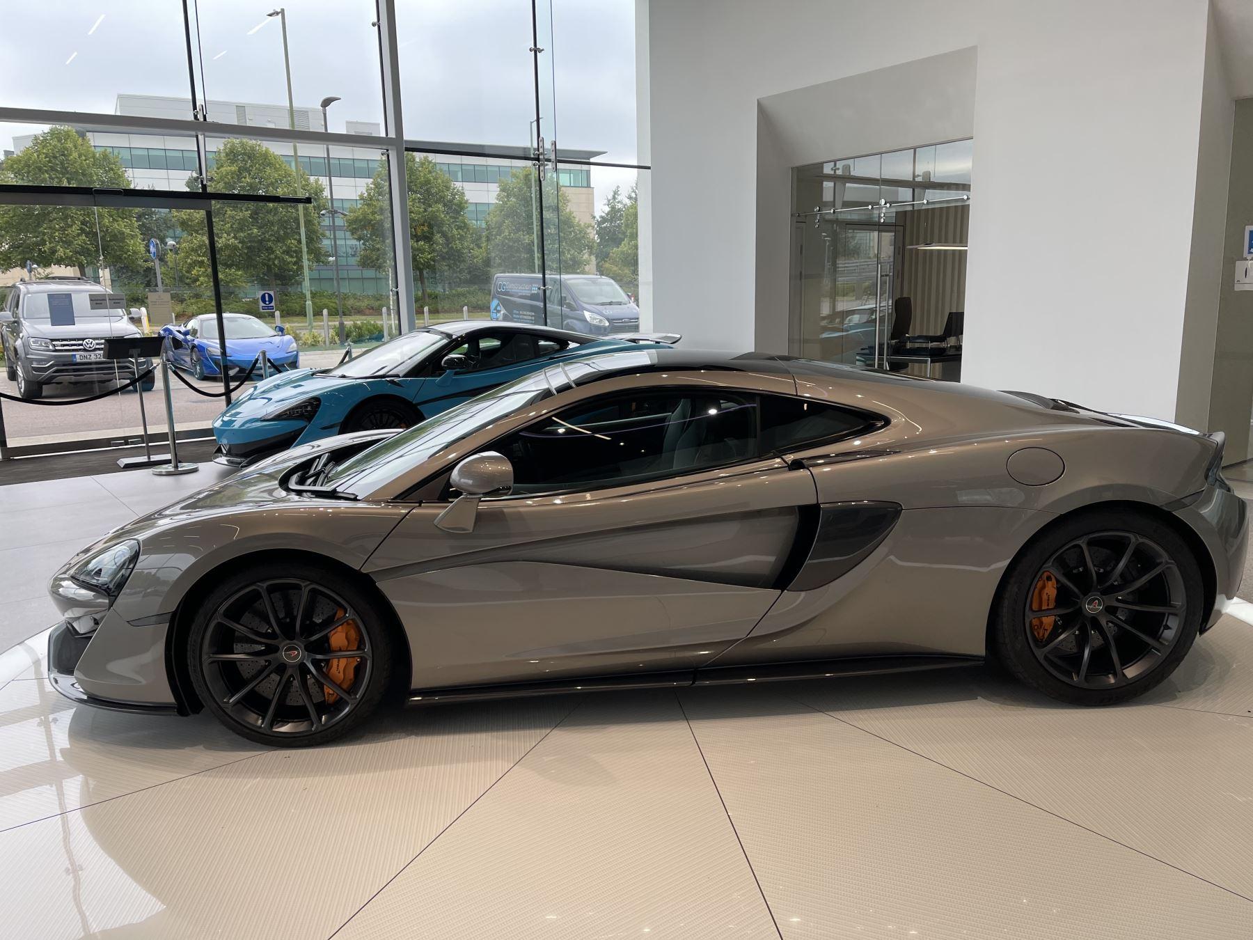 McLaren 570GT V8 SSG - RARE GT SPORT PACK CAR image 6