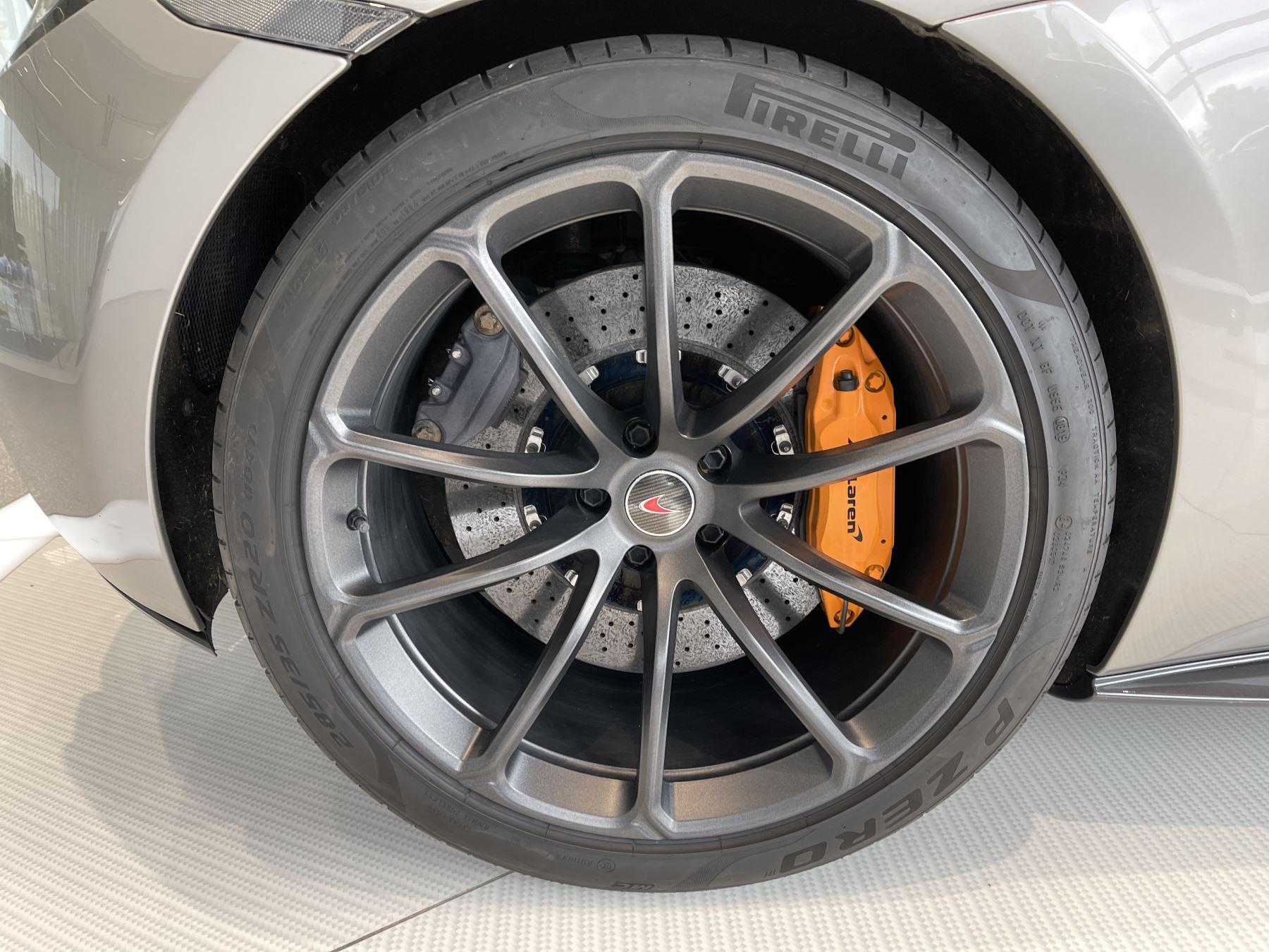 McLaren 570GT V8 SSG - RARE GT SPORT PACK CAR image 9