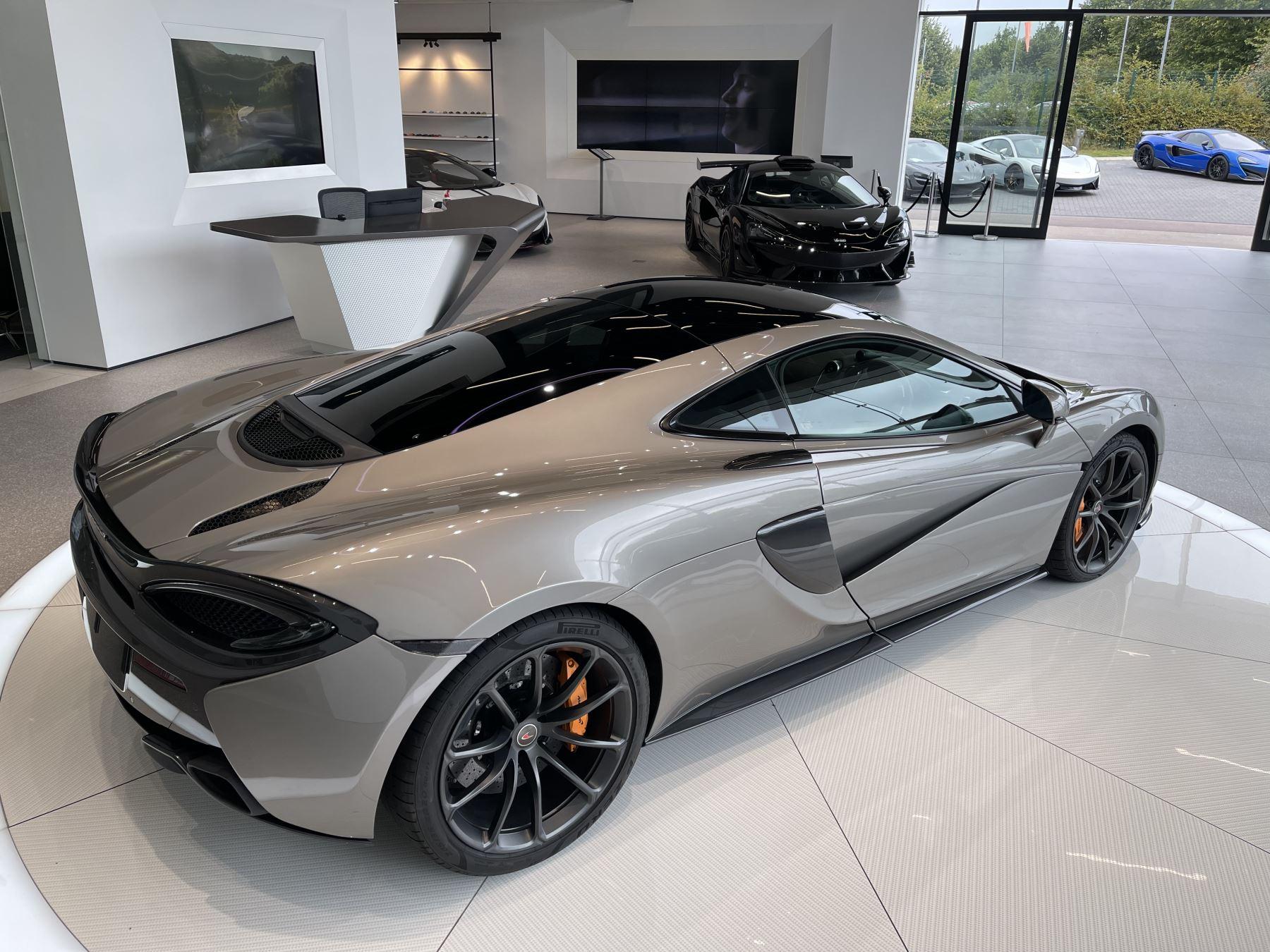 McLaren 570GT V8 SSG - RARE GT SPORT PACK CAR image 14