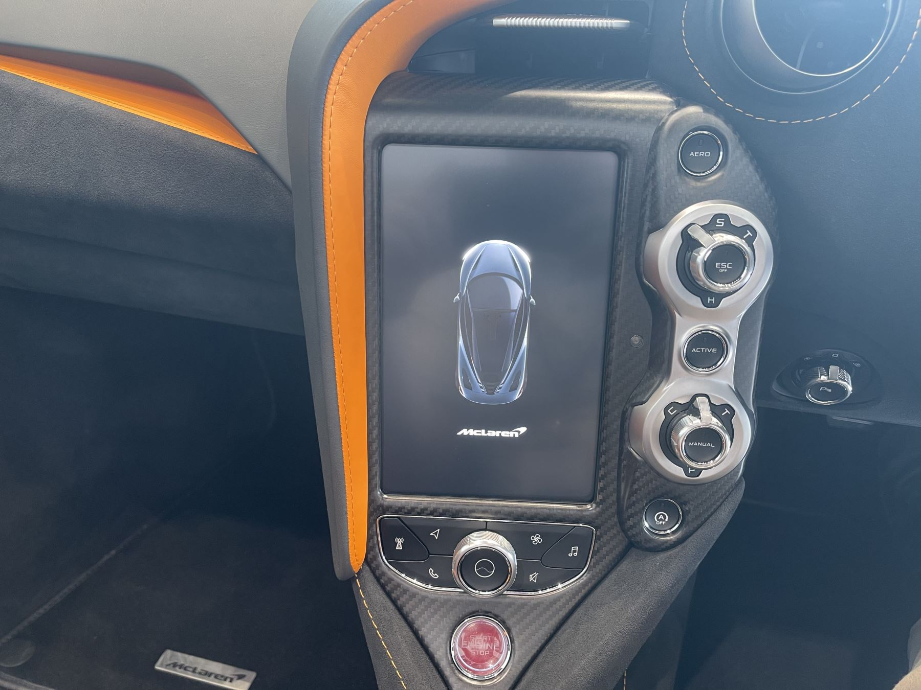 McLaren 720S Spider V8 2 DR PERFORMANCE VERY RARE COLOUR AND FULL CAR PPF image 17