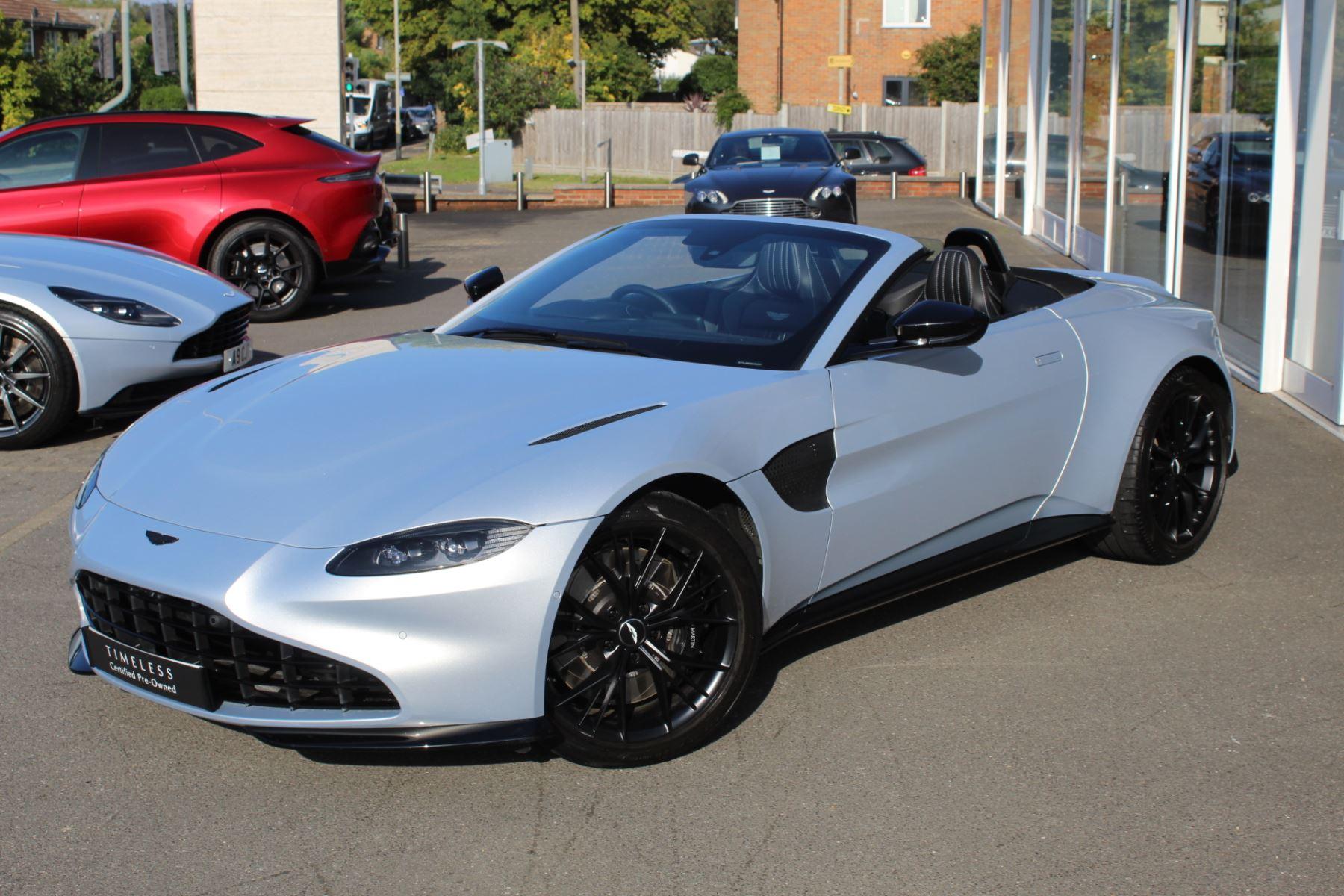 Aston Martin New Vantage Roadster Roadster   1 owner Grange Supplied  image 4