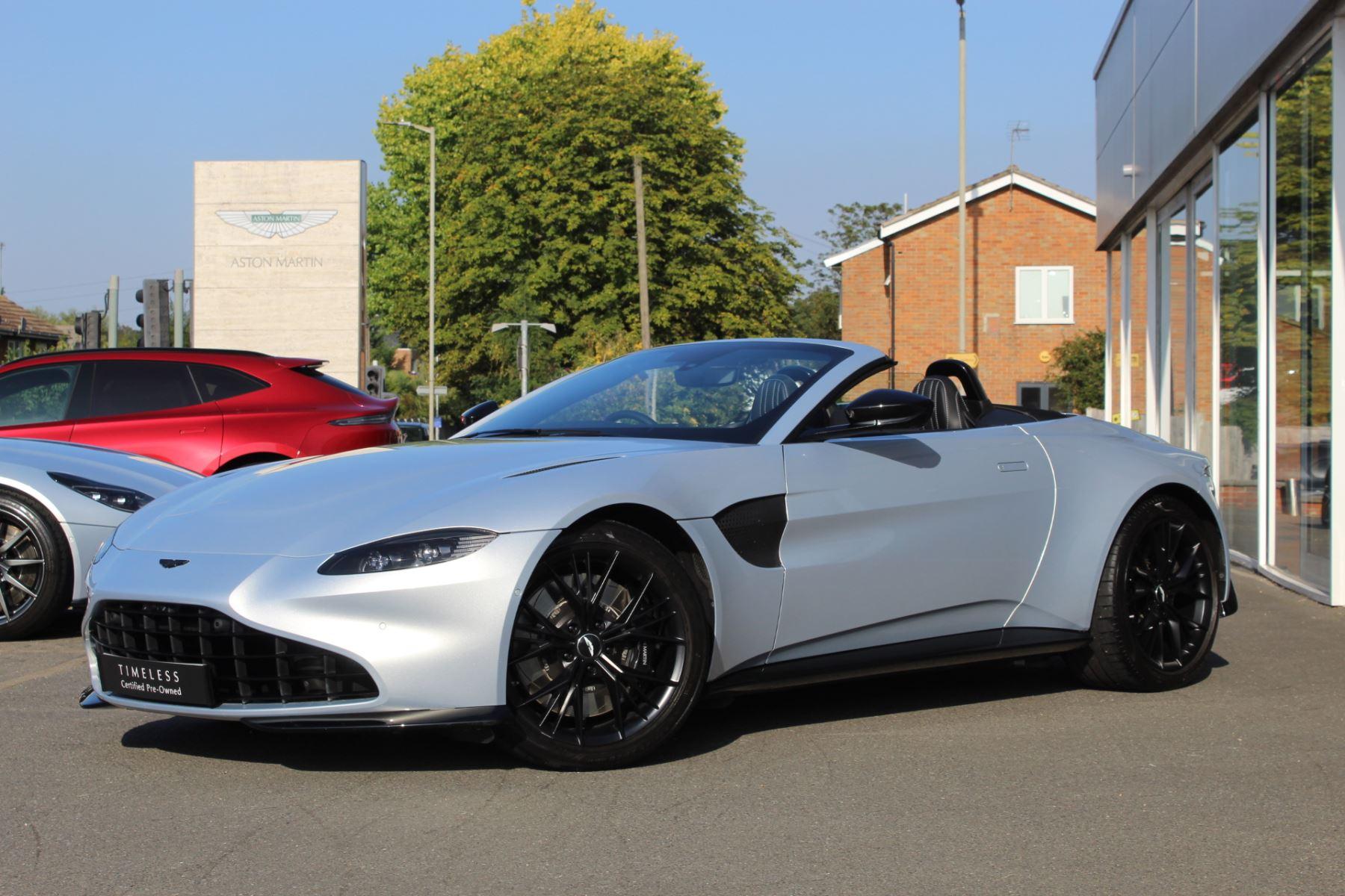 Aston Martin New Vantage Roadster Roadster   1 owner Grange Supplied  image 1