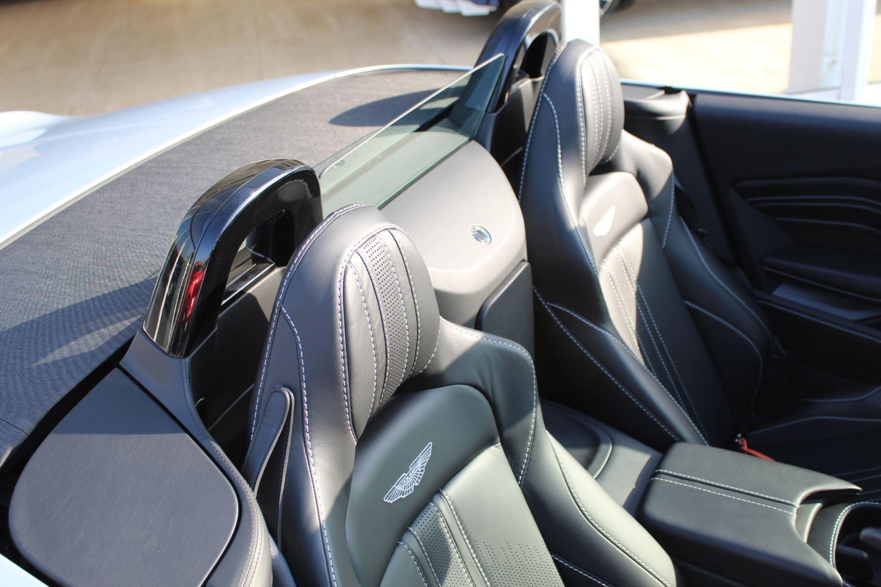 Aston Martin New Vantage Roadster Roadster   1 owner Grange Supplied  image 11