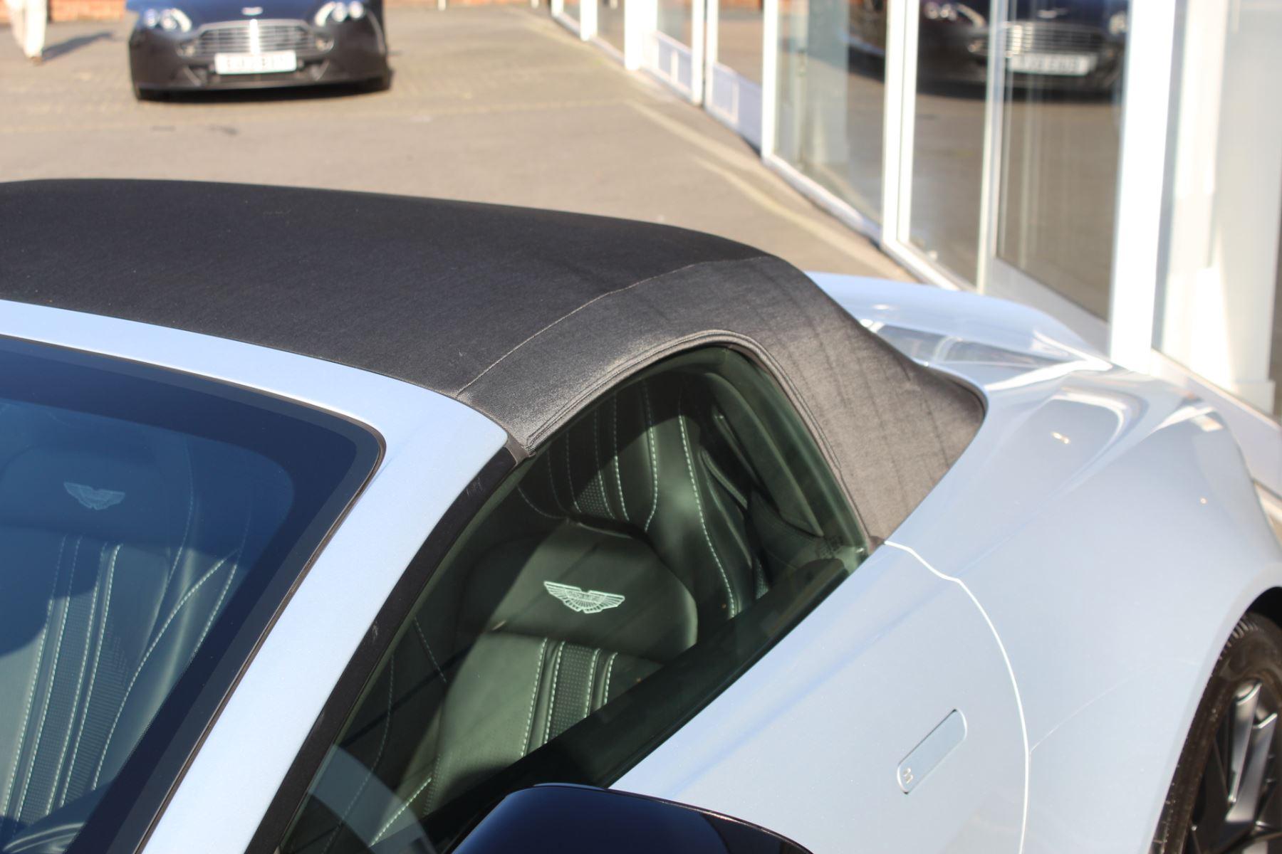 Aston Martin New Vantage Roadster Roadster   1 owner Grange Supplied  image 13