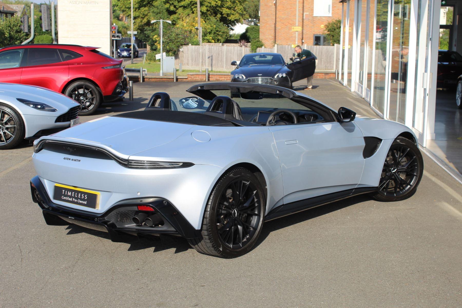 Aston Martin New Vantage Roadster Roadster   1 owner Grange Supplied  image 6