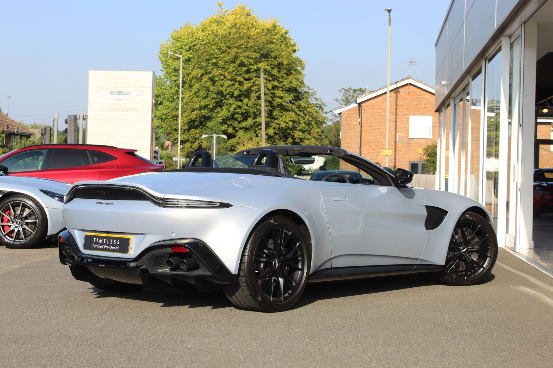 Aston Martin New Vantage Roadster Roadster   1 owner Grange Supplied  image 2
