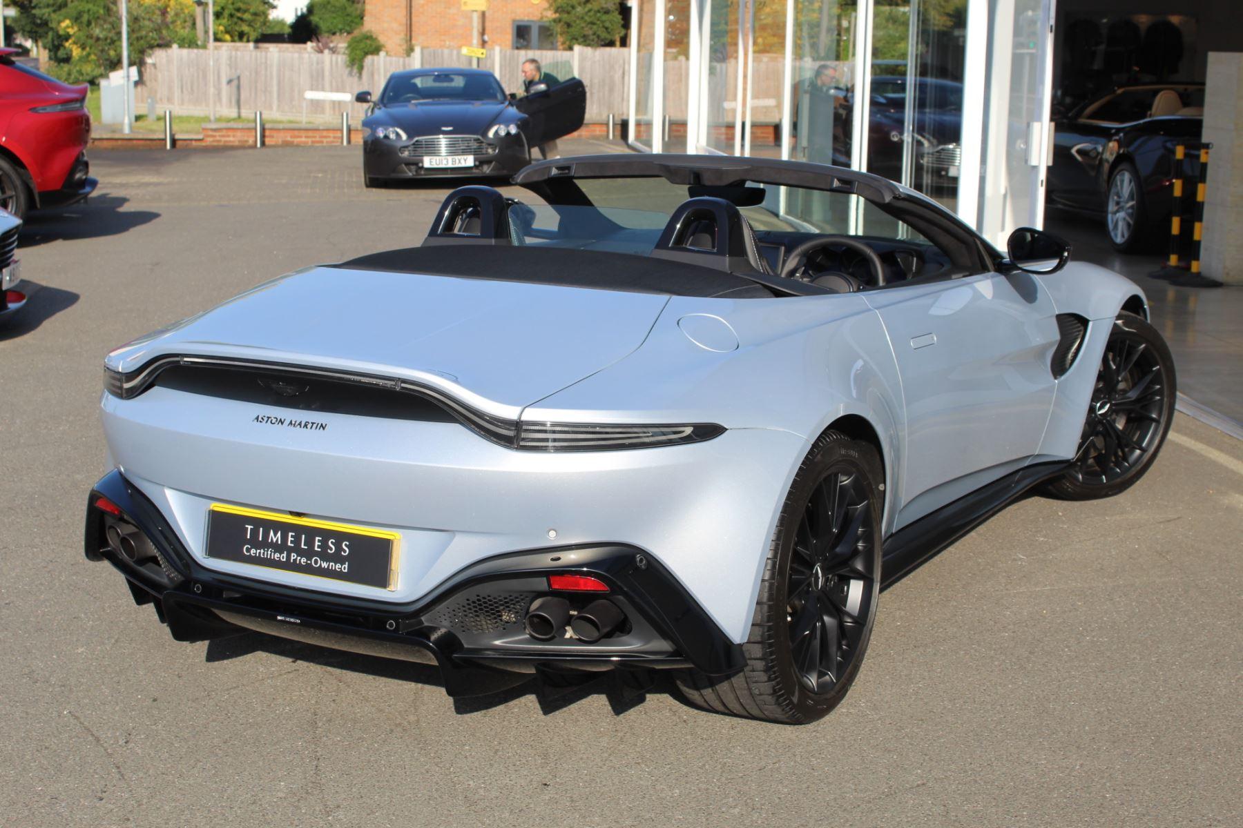 Aston Martin New Vantage Roadster Roadster   1 owner Grange Supplied  image 8