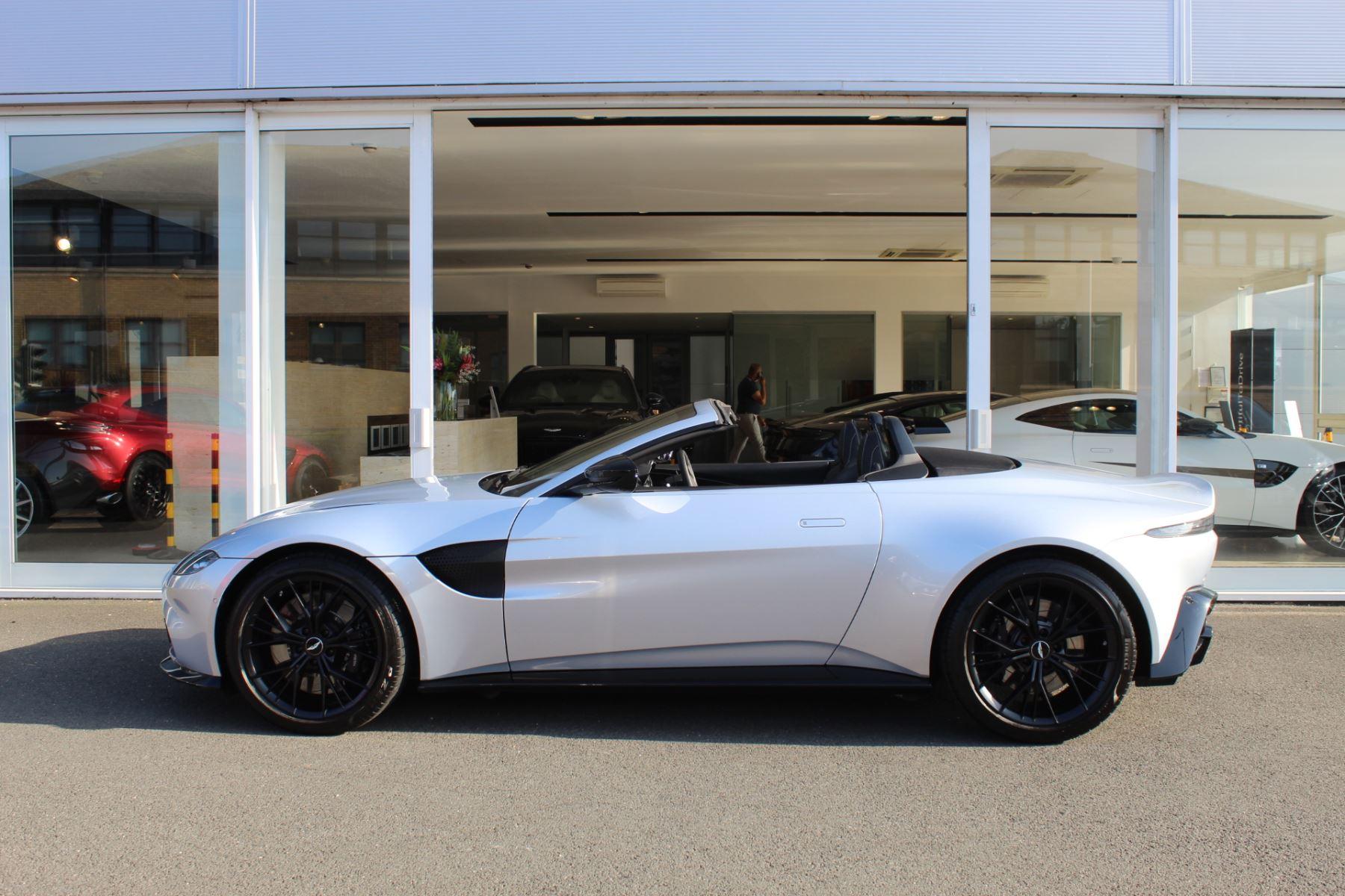 Aston Martin New Vantage Roadster Roadster   1 owner Grange Supplied  image 9