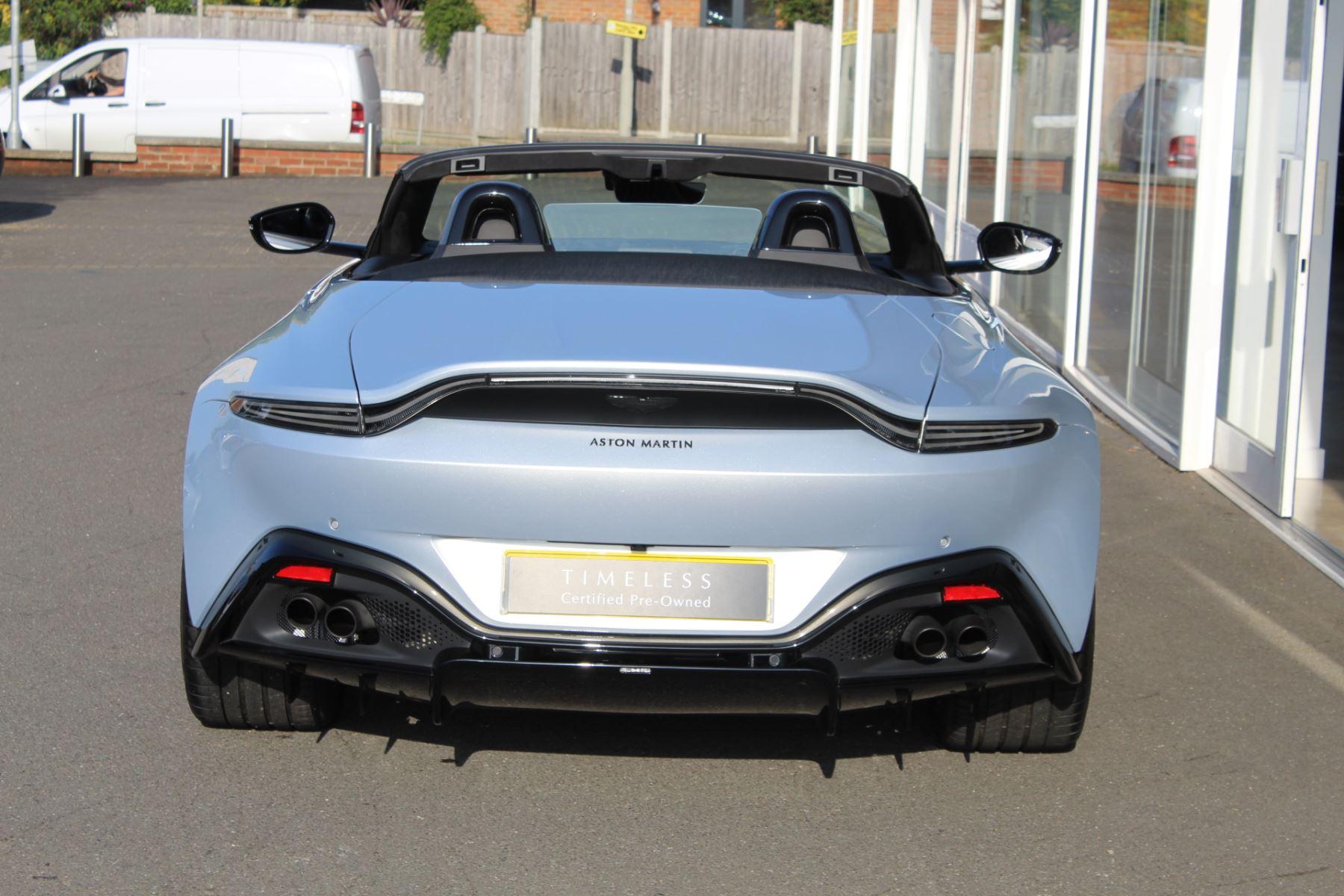 Aston Martin New Vantage Roadster Roadster   1 owner Grange Supplied  image 14