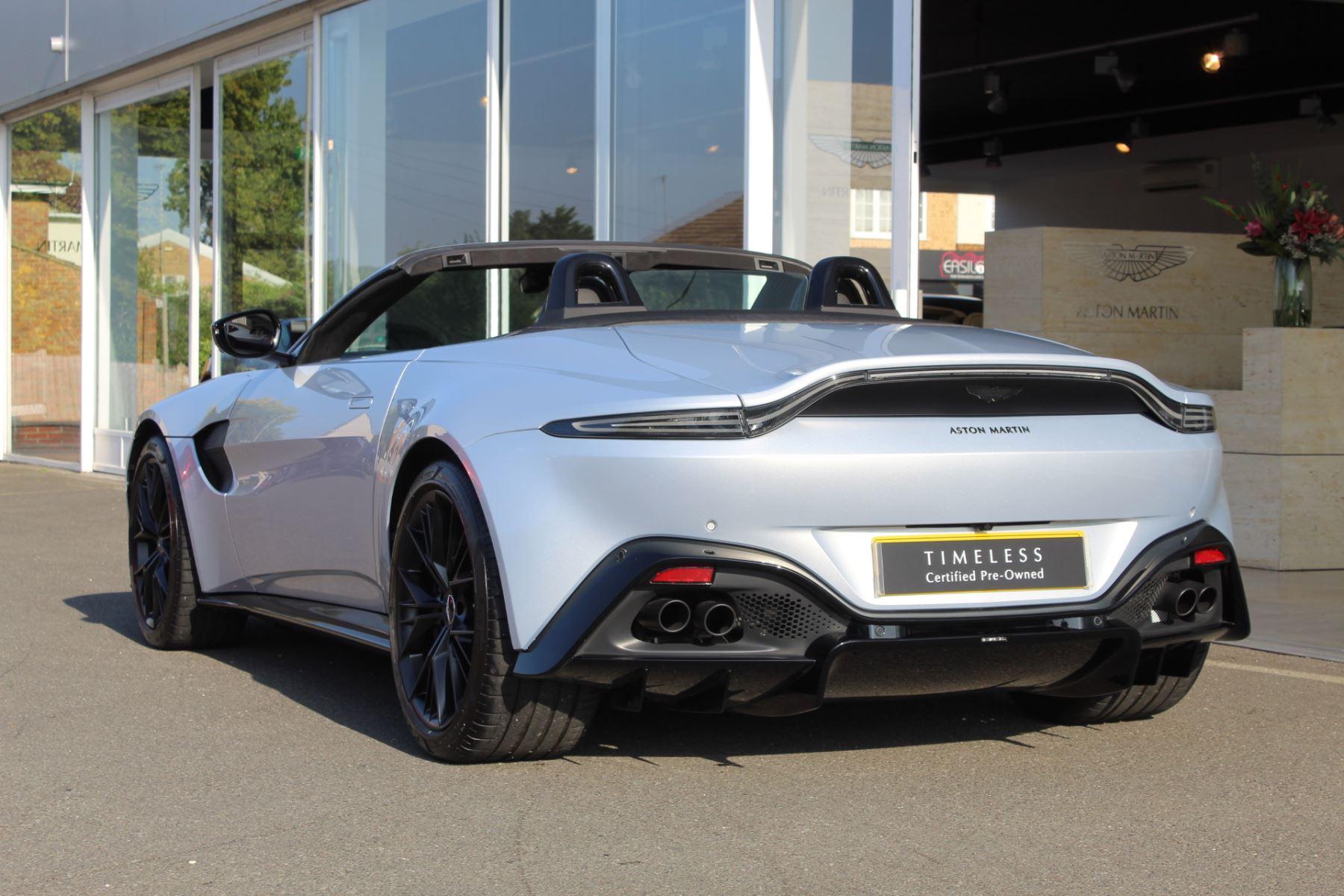 Aston Martin New Vantage Roadster Roadster   1 owner Grange Supplied  image 10