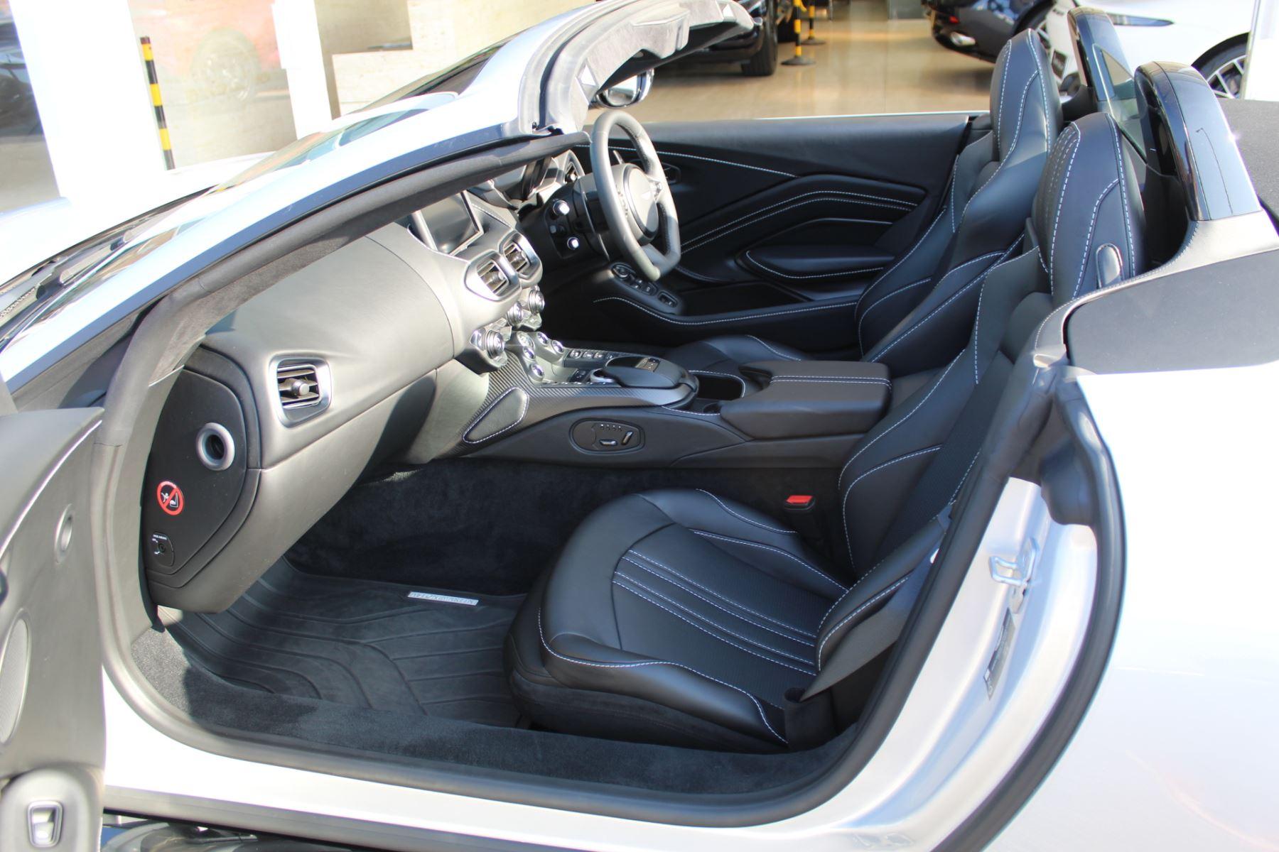 Aston Martin New Vantage Roadster Roadster   1 owner Grange Supplied  image 7
