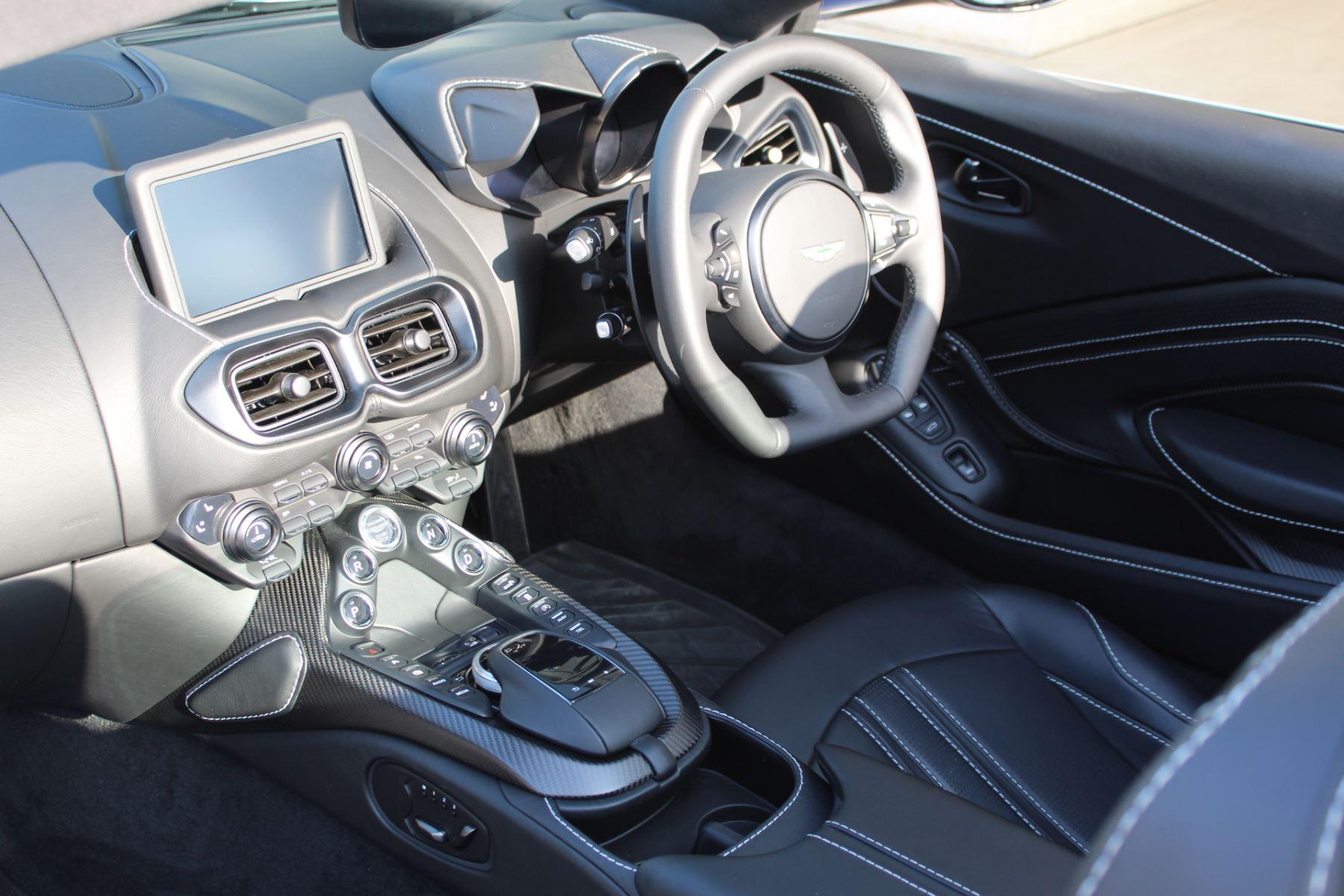 Aston Martin New Vantage Roadster Roadster   1 owner Grange Supplied  image 3