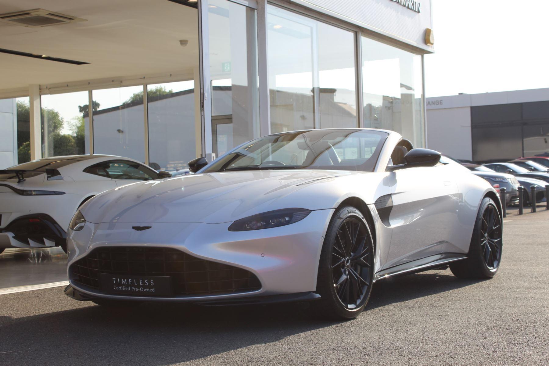 Aston Martin New Vantage Roadster Roadster   1 owner Grange Supplied  image 16