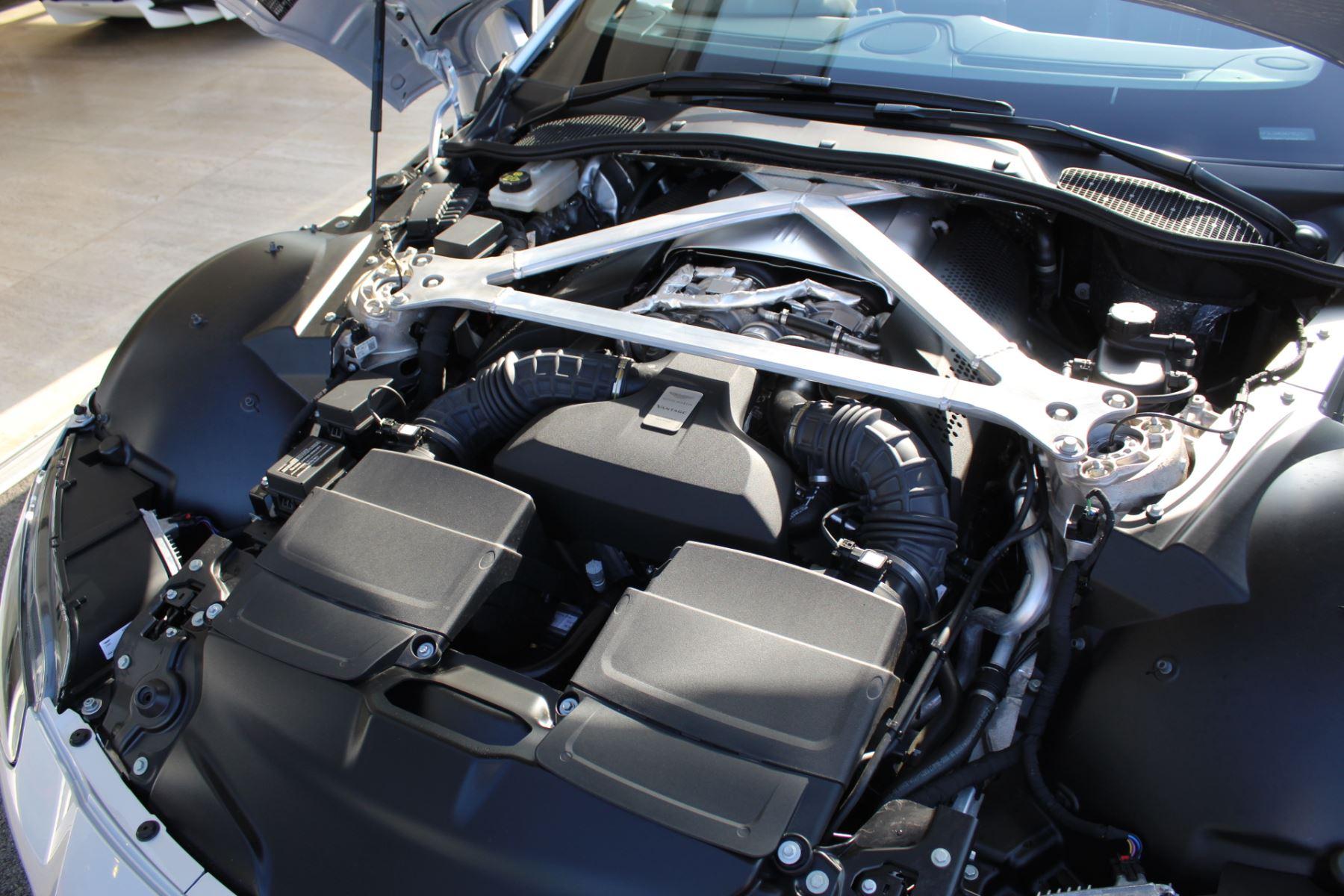 Aston Martin New Vantage Roadster Roadster   1 owner Grange Supplied  image 17