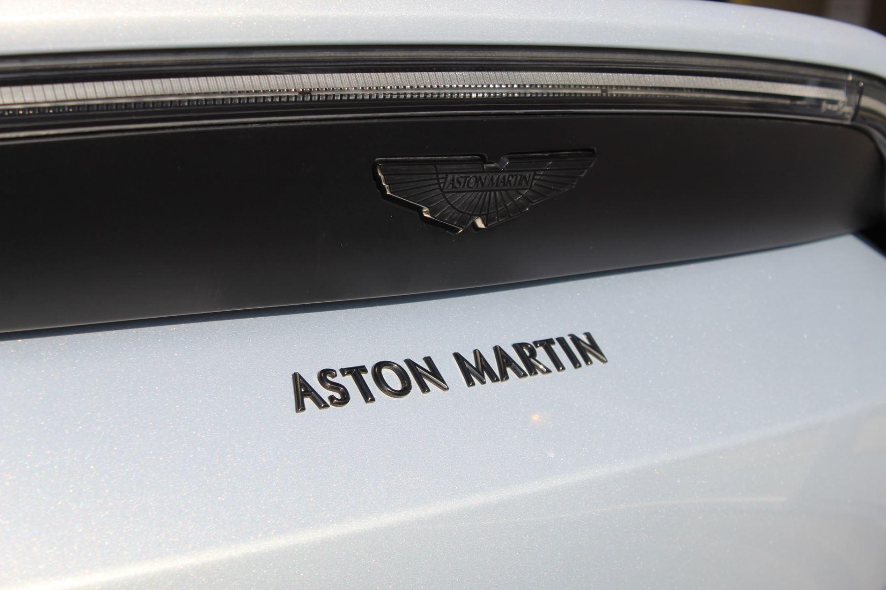 Aston Martin New Vantage Roadster Roadster   1 owner Grange Supplied  image 15