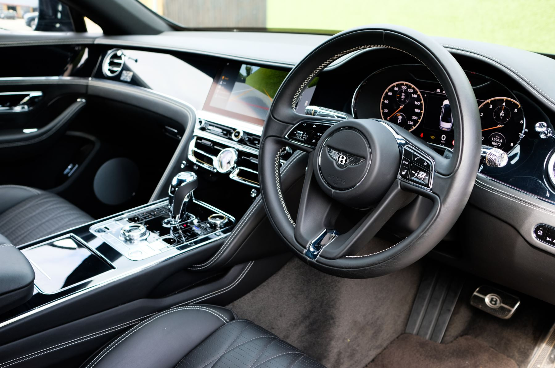 Bentley Flying Spur 6.0 W12 - First Edition - Mulliner Driving Specification image 12