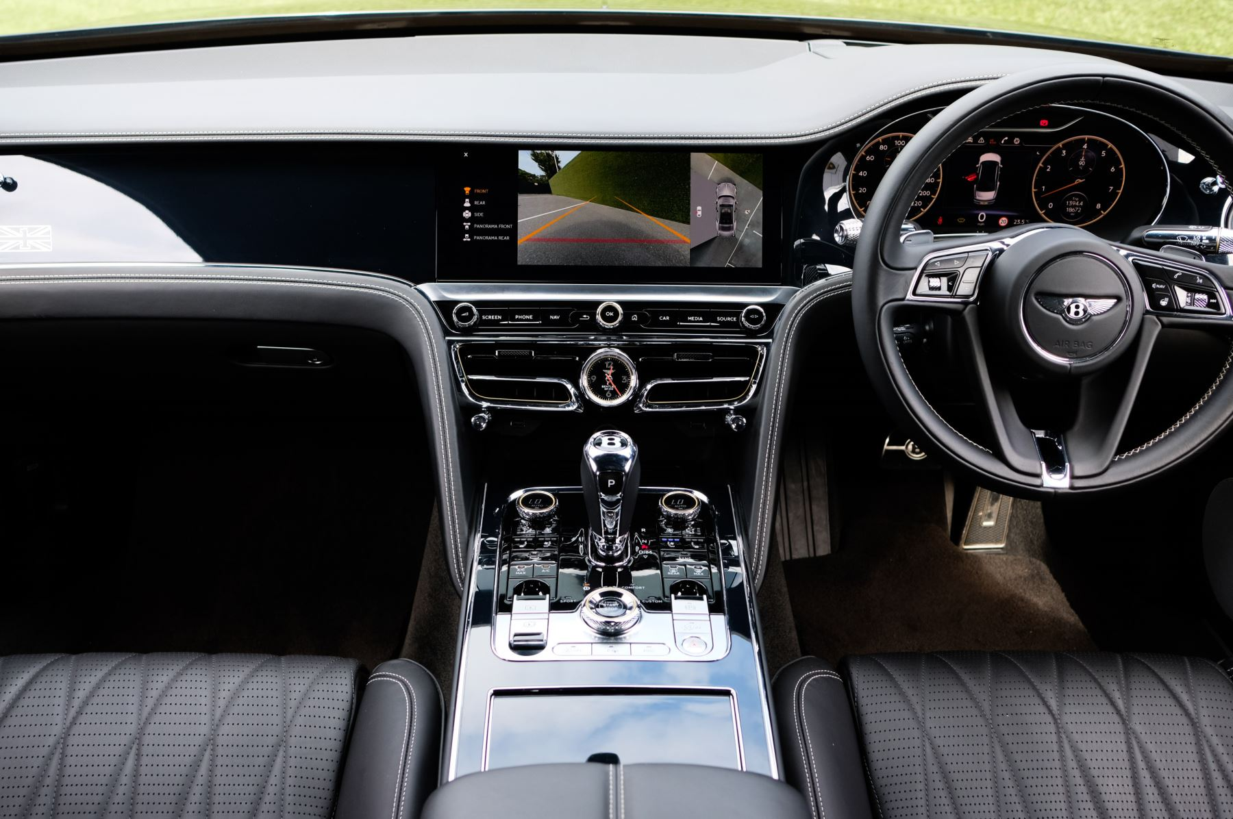Bentley Flying Spur 6.0 W12 - First Edition - Mulliner Driving Specification image 13
