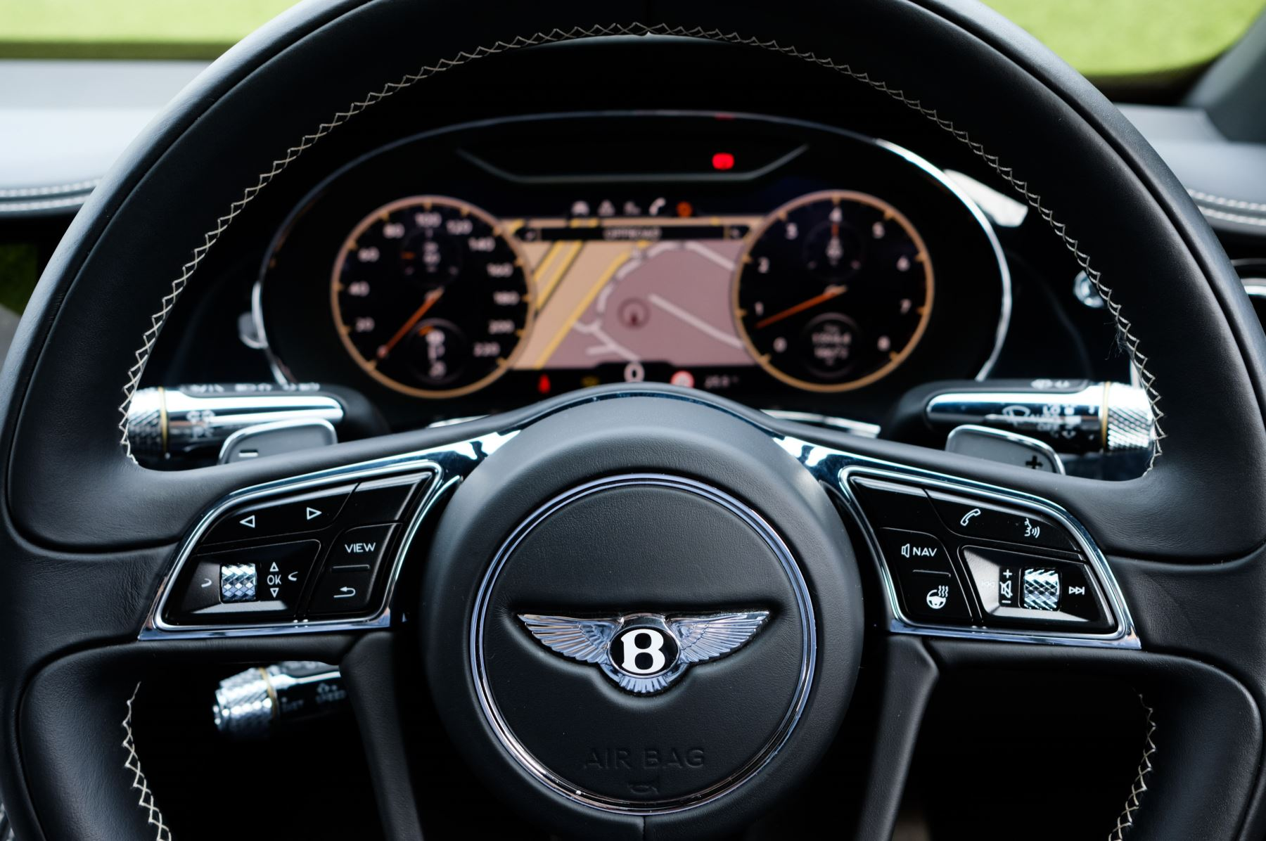 Bentley Flying Spur 6.0 W12 - First Edition - Mulliner Driving Specification image 14