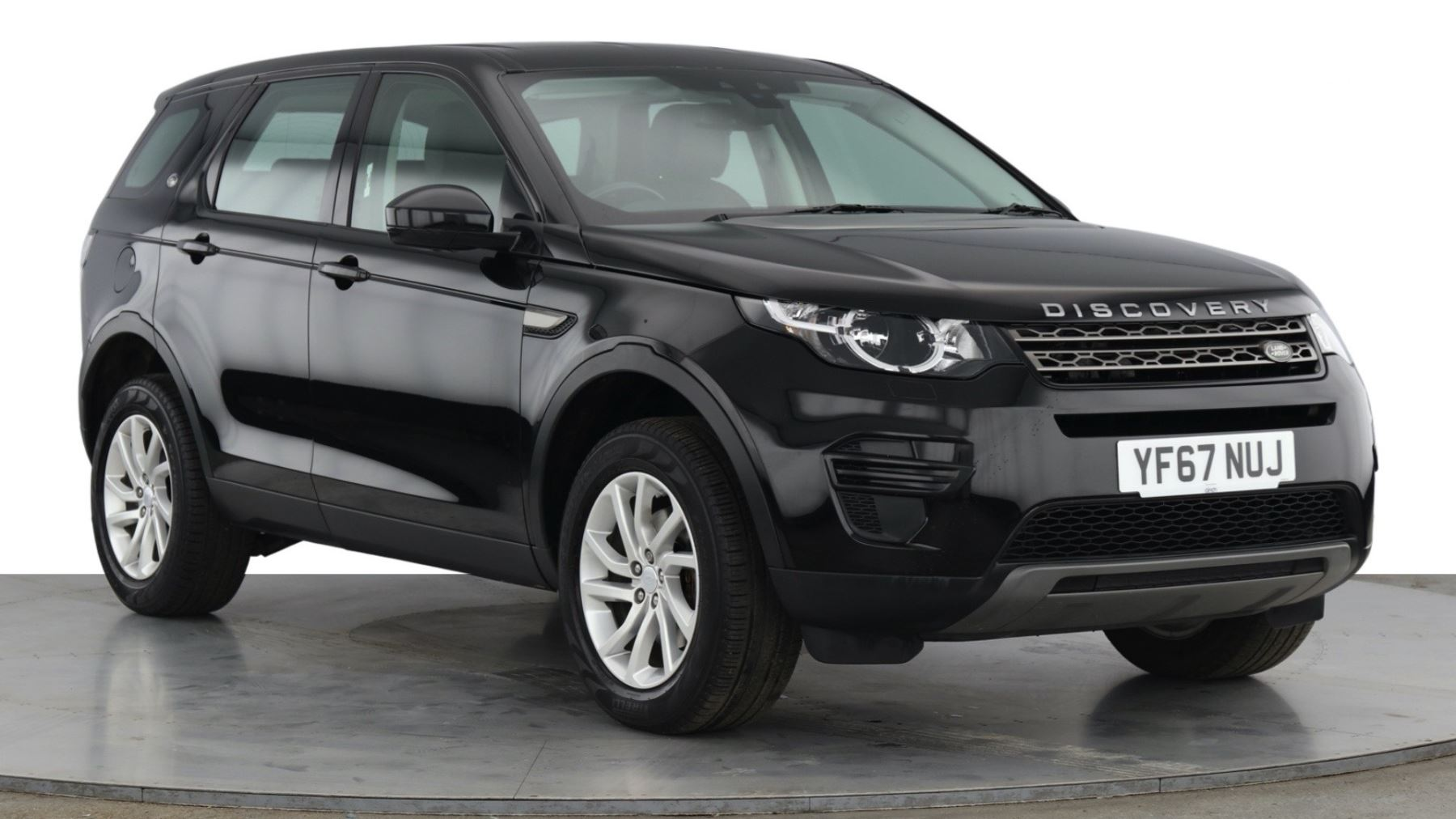 Land Rover Discovery Sport 2.0 TD4 180 SE - Seven Seats, Lane Keep Assist and Driver Condition Monitor Diesel Automatic 5 door Estate (2018) image