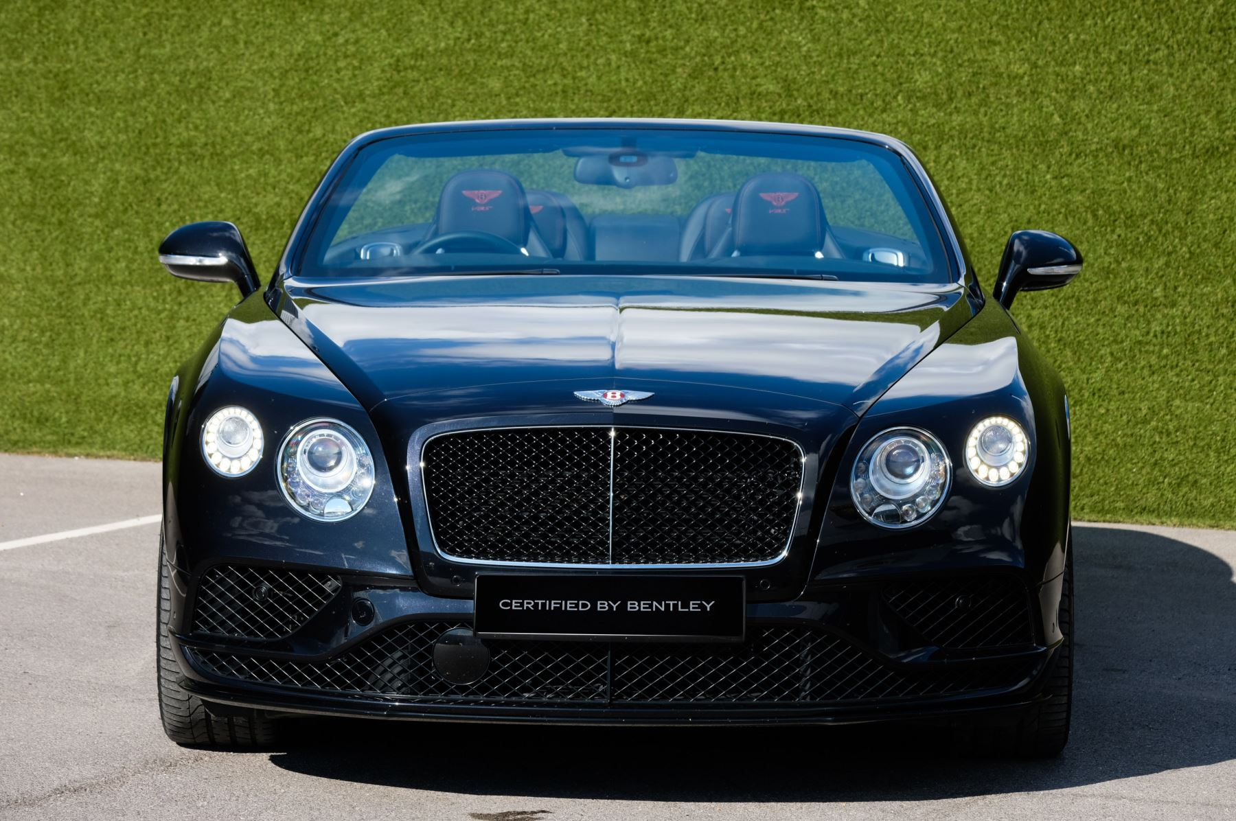 Bentley Continental GTC 4.0 V8 S - Mulliner Driving Spec - Sports Exhaust image 2