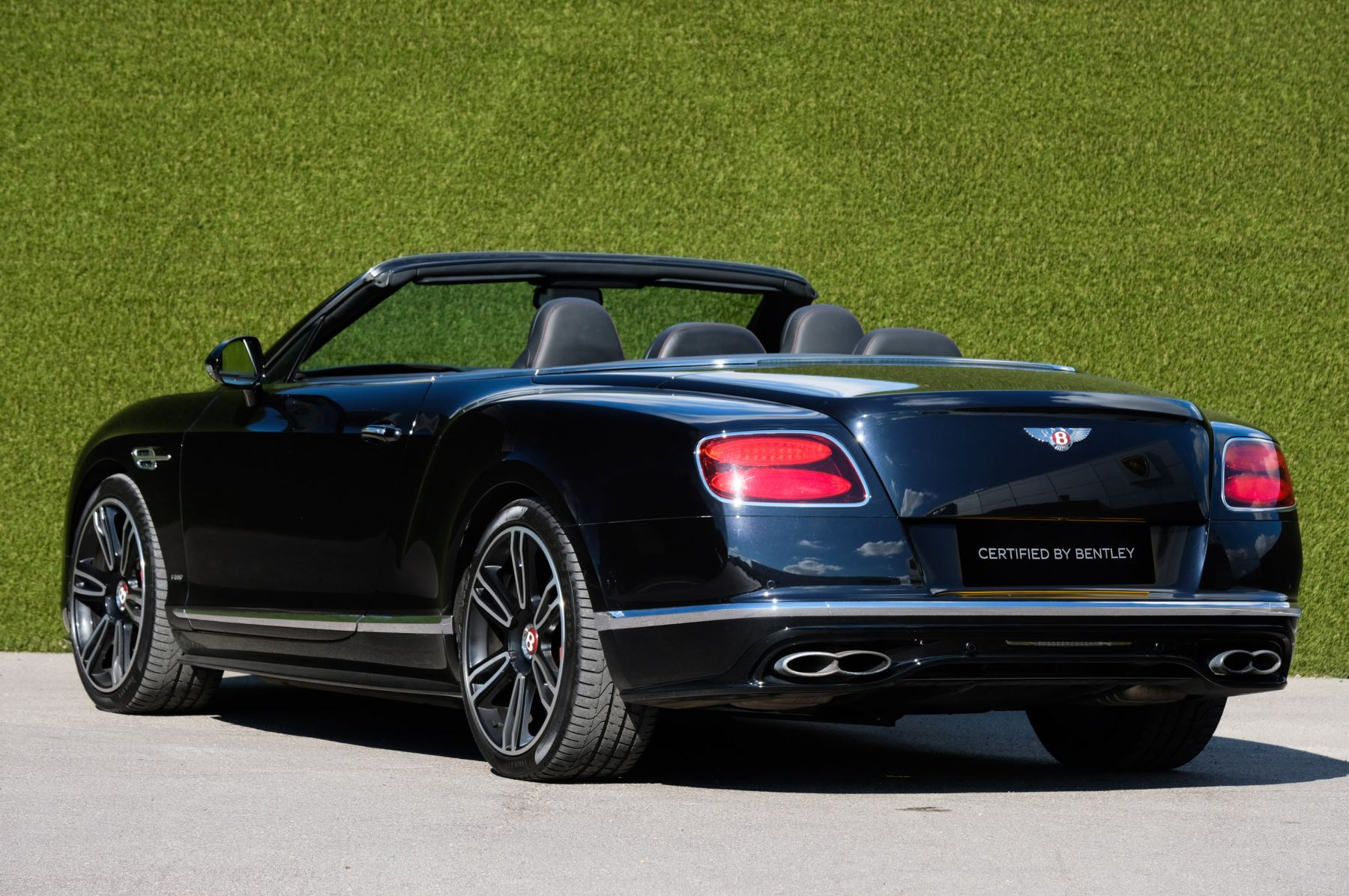 Bentley Continental GTC 4.0 V8 S - Mulliner Driving Spec - Sports Exhaust image 5
