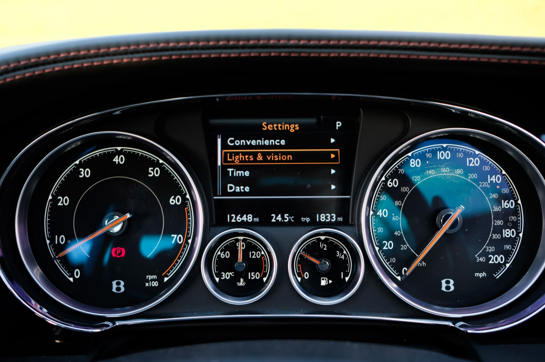 Bentley Continental GTC 4.0 V8 S - Mulliner Driving Spec - Sports Exhaust image 18