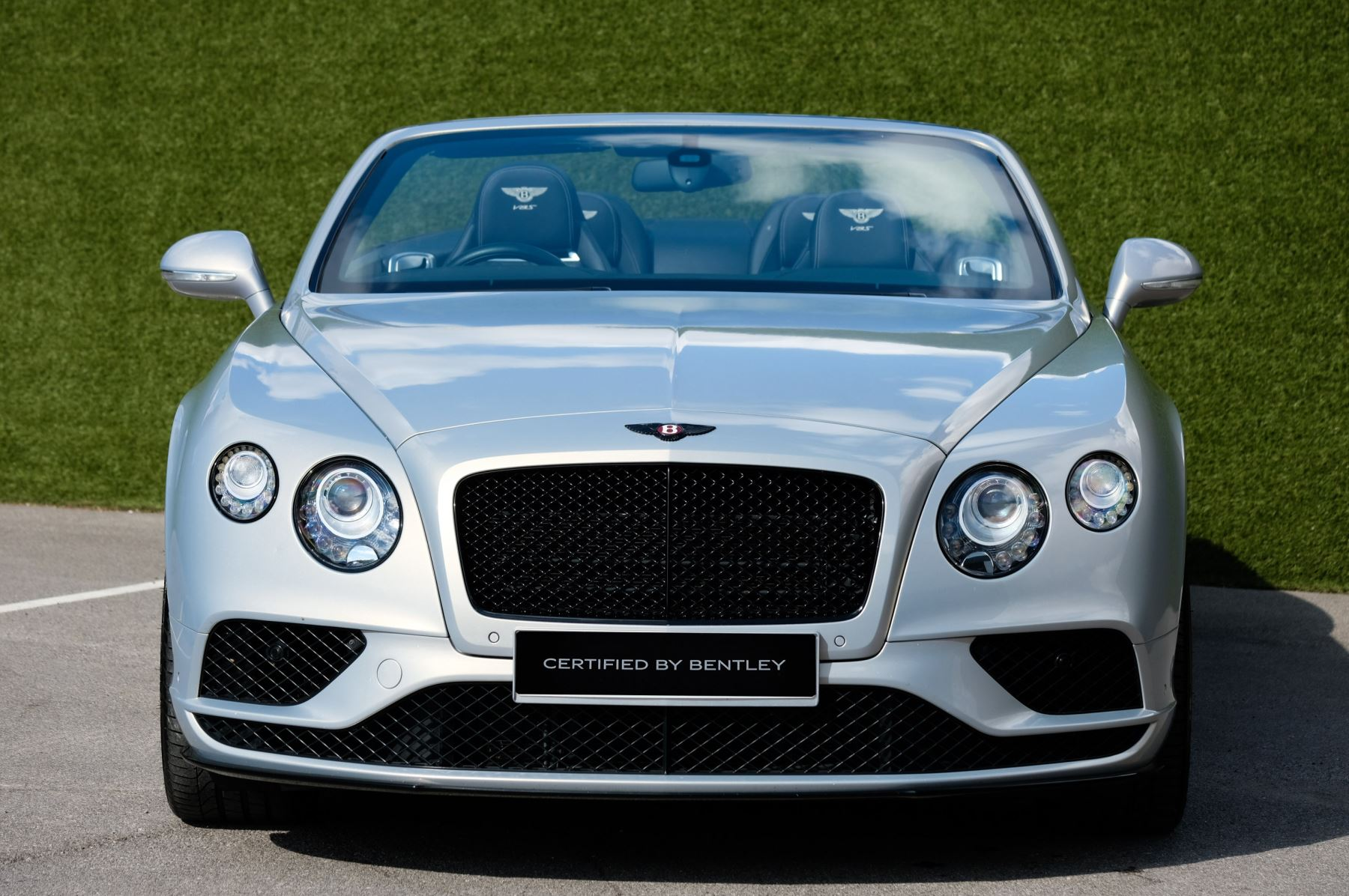 Bentley Continental GTC 4.0 V8 S Mulliner Driving Spec - Ventilated Front Seats with Massage Function image 2