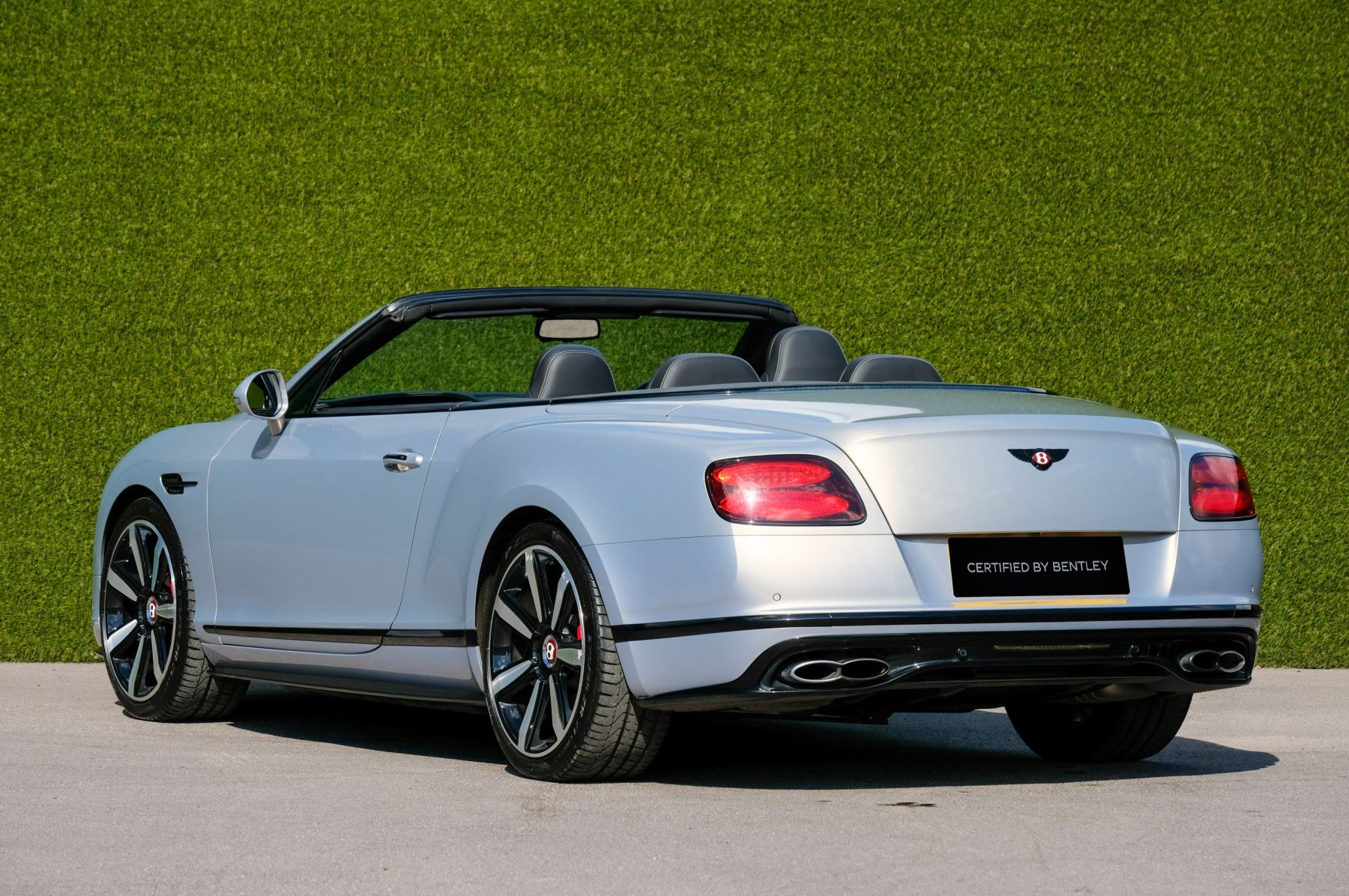 Bentley Continental GTC 4.0 V8 S Mulliner Driving Spec - Ventilated Front Seats with Massage Function image 5