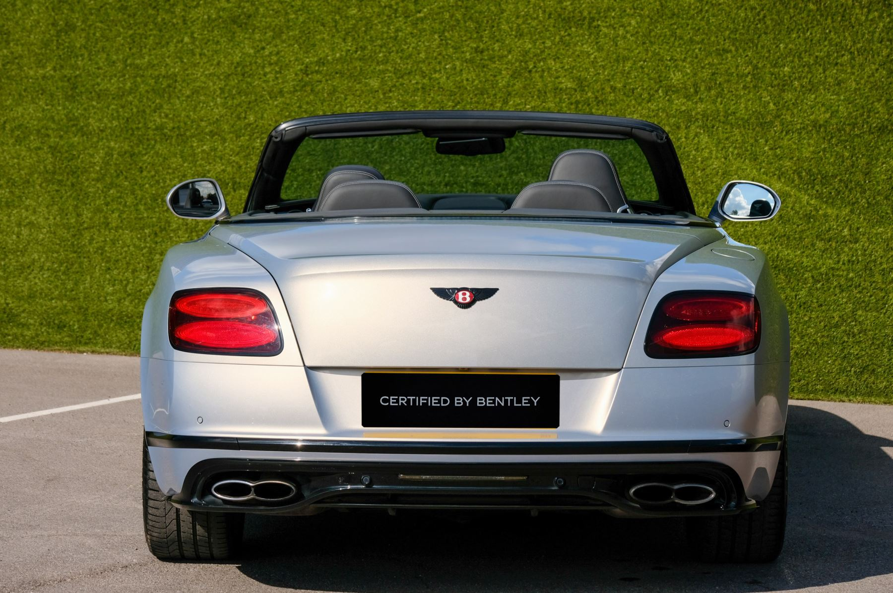Bentley Continental GTC 4.0 V8 S Mulliner Driving Spec - Ventilated Front Seats with Massage Function image 4