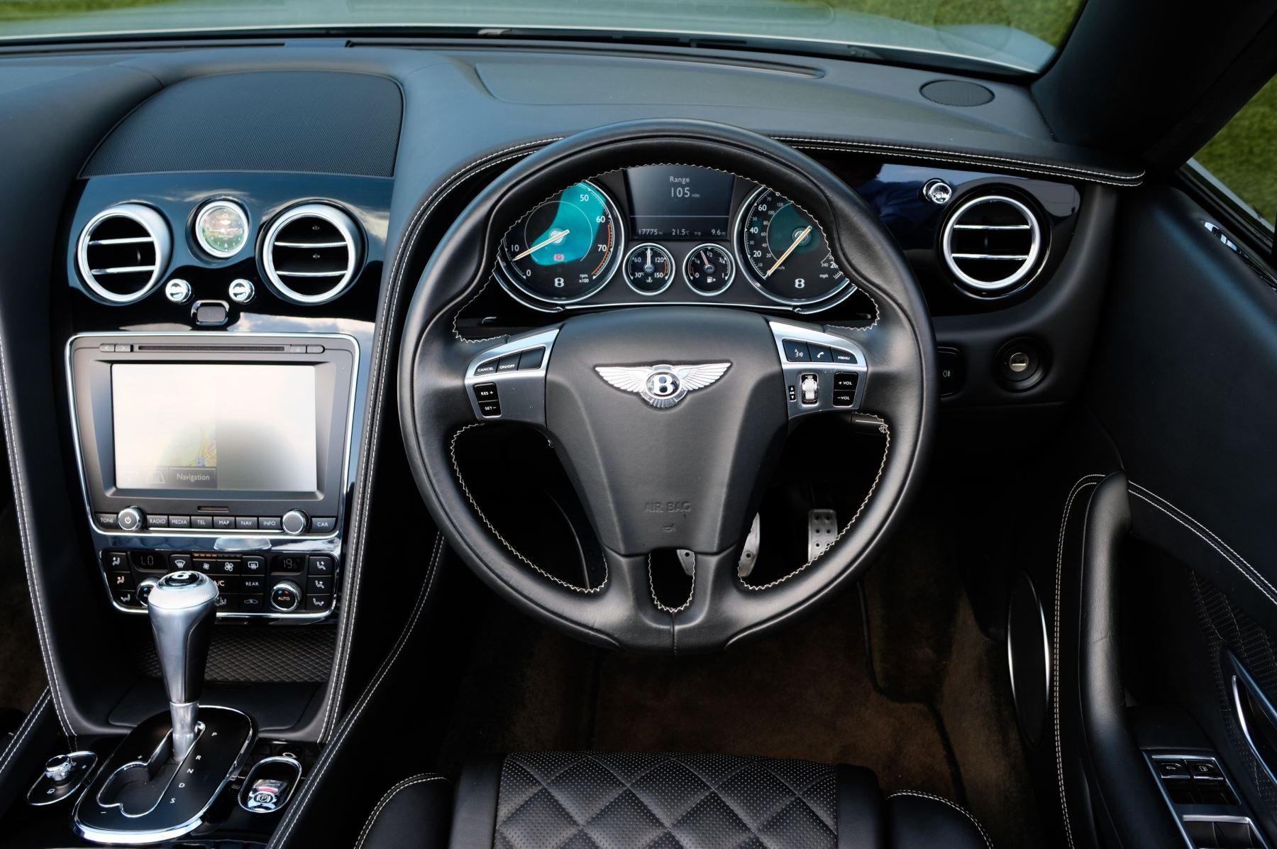 Bentley Continental GTC 4.0 V8 S Mulliner Driving Spec - Ventilated Front Seats with Massage Function image 13