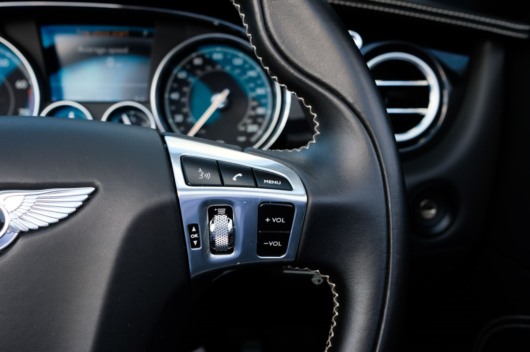 Bentley Continental GTC 4.0 V8 S Mulliner Driving Spec - Ventilated Front Seats with Massage Function image 21