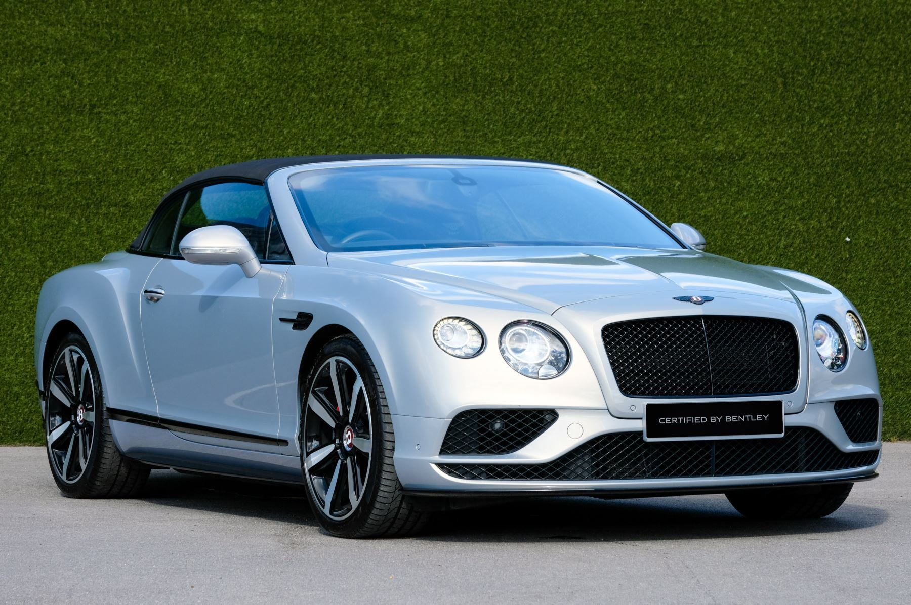 Bentley Continental GTC 4.0 V8 S Mulliner Driving Spec - Ventilated Front Seats with Massage Function image 10