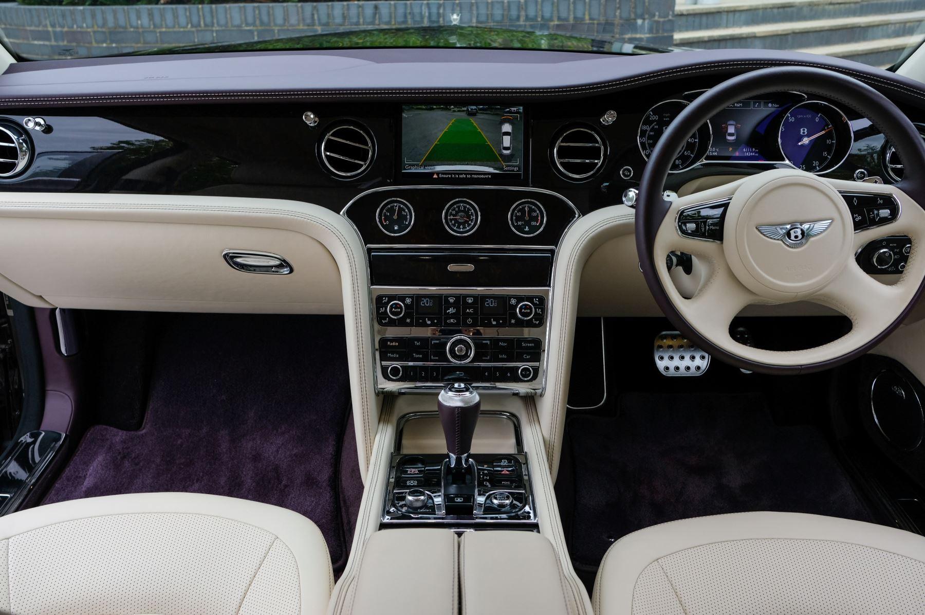 Bentley Mulsanne 6.8 V8 Speed - Speed Premier Specification image 12