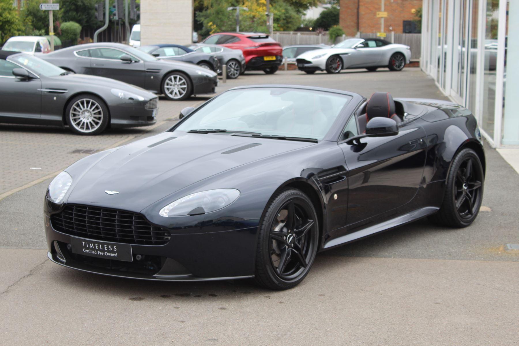 Aston Martin Vantage AMR AMR 2dr Sportshift II 1 of 200 AMR Roadster  image 4