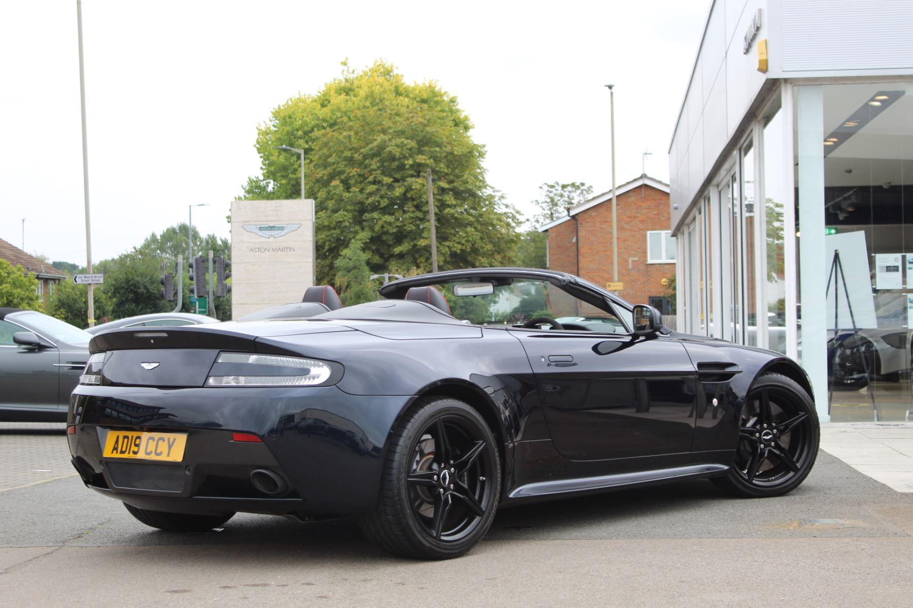 Aston Martin Vantage AMR AMR 2dr Sportshift II 1 of 200 AMR Roadster  image 2