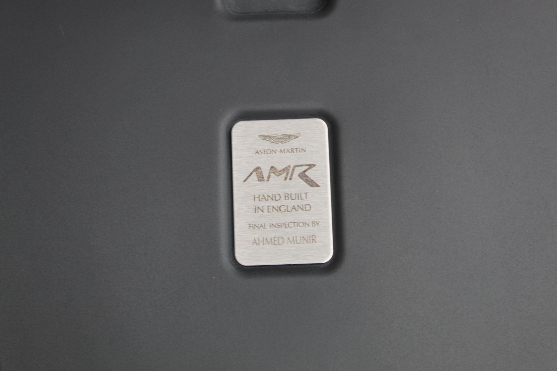 Aston Martin Vantage AMR AMR 2dr Sportshift II 1 of 200 AMR Roadster  image 15