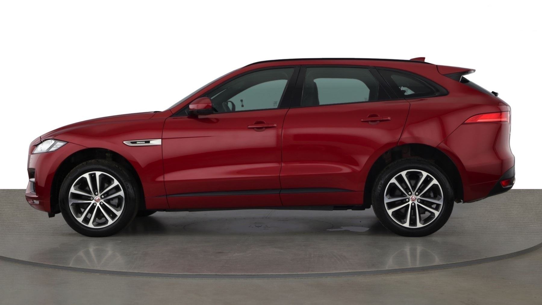 Jaguar F-PACE 2.0d R-Sport AWD - Sliding Panoramic Roof - Rear View Camera image 7