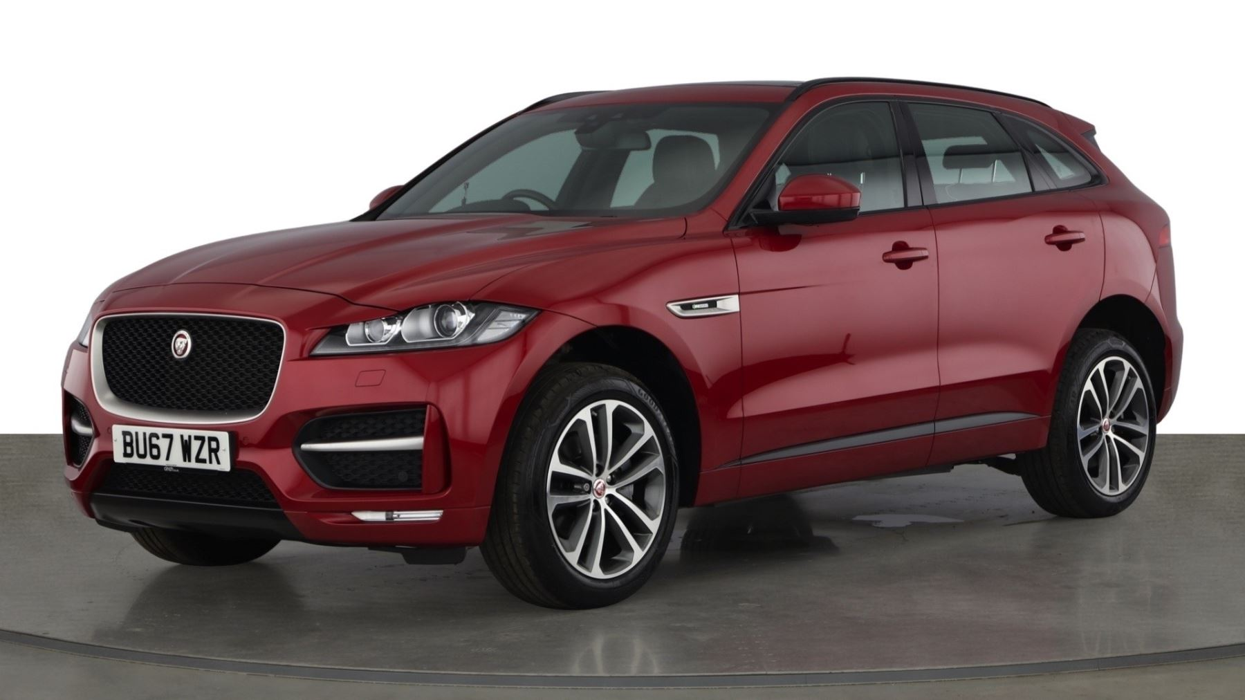 Jaguar F-PACE 2.0d R-Sport AWD - Sliding Panoramic Roof - Rear View Camera image 3