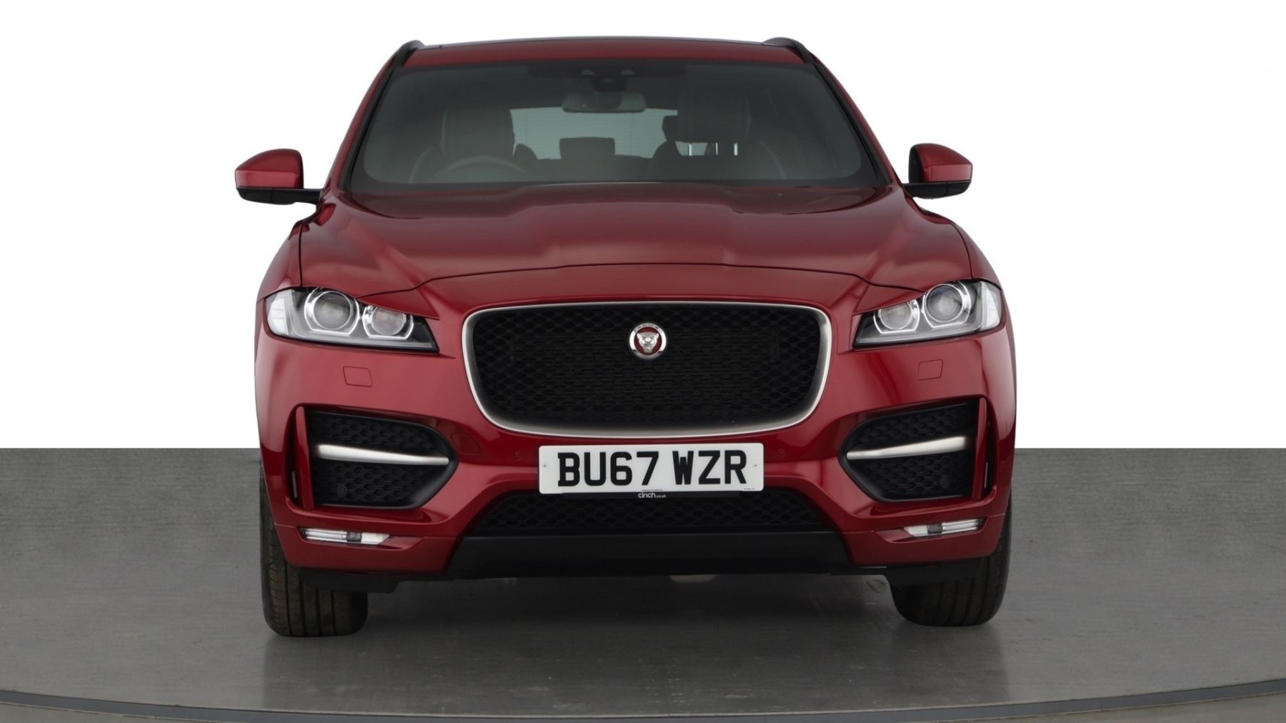 Jaguar F-PACE 2.0d R-Sport AWD - Sliding Panoramic Roof - Rear View Camera image 2
