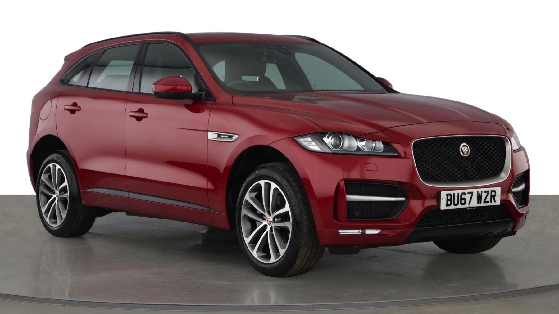 Jaguar F-PACE 2.0d R-Sport AWD - Sliding Panoramic Roof - Rear View Camera Diesel Automatic 5 door Estate