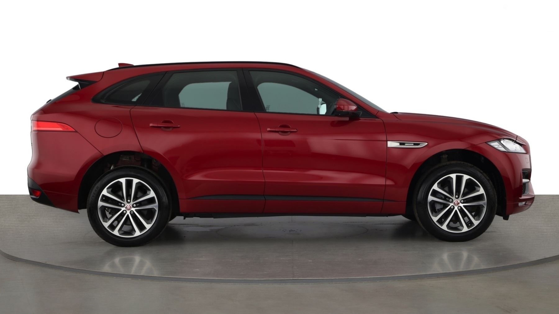 Jaguar F-PACE 2.0d R-Sport AWD - Sliding Panoramic Roof - Rear View Camera image 8